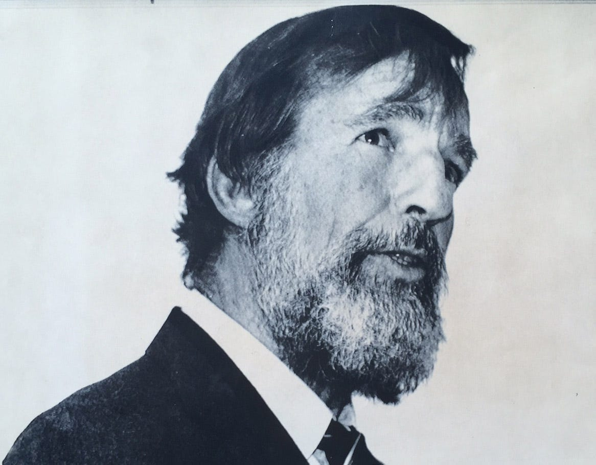 Edward Abbey died 30 years ago today. A disciple tells why his work was so important