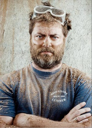 (DO'NT USE THIS IMAGE) Nick Offerman will perform at TPAC in November