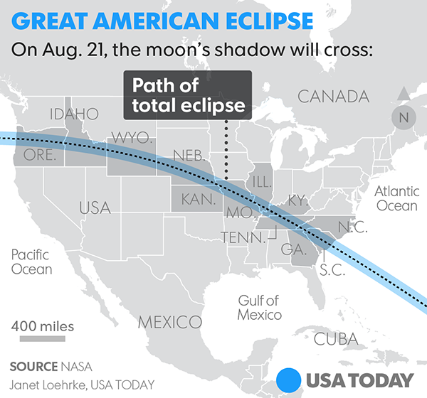 Solar eclipse 2017 Heres everything you need to know