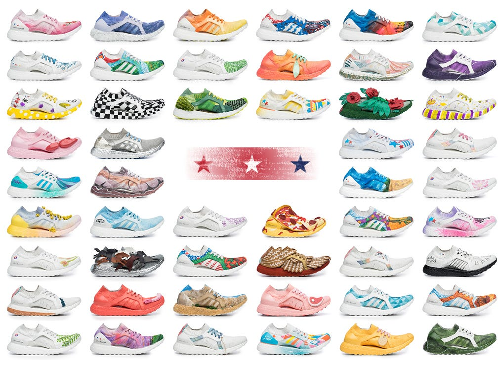 all adidas sneakers ever made