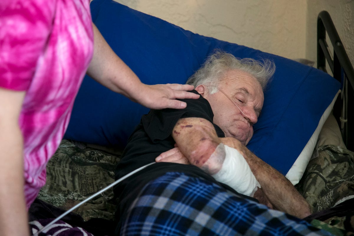 Too long to die: Some 'terminal' patients lose Medicare hospice benefits