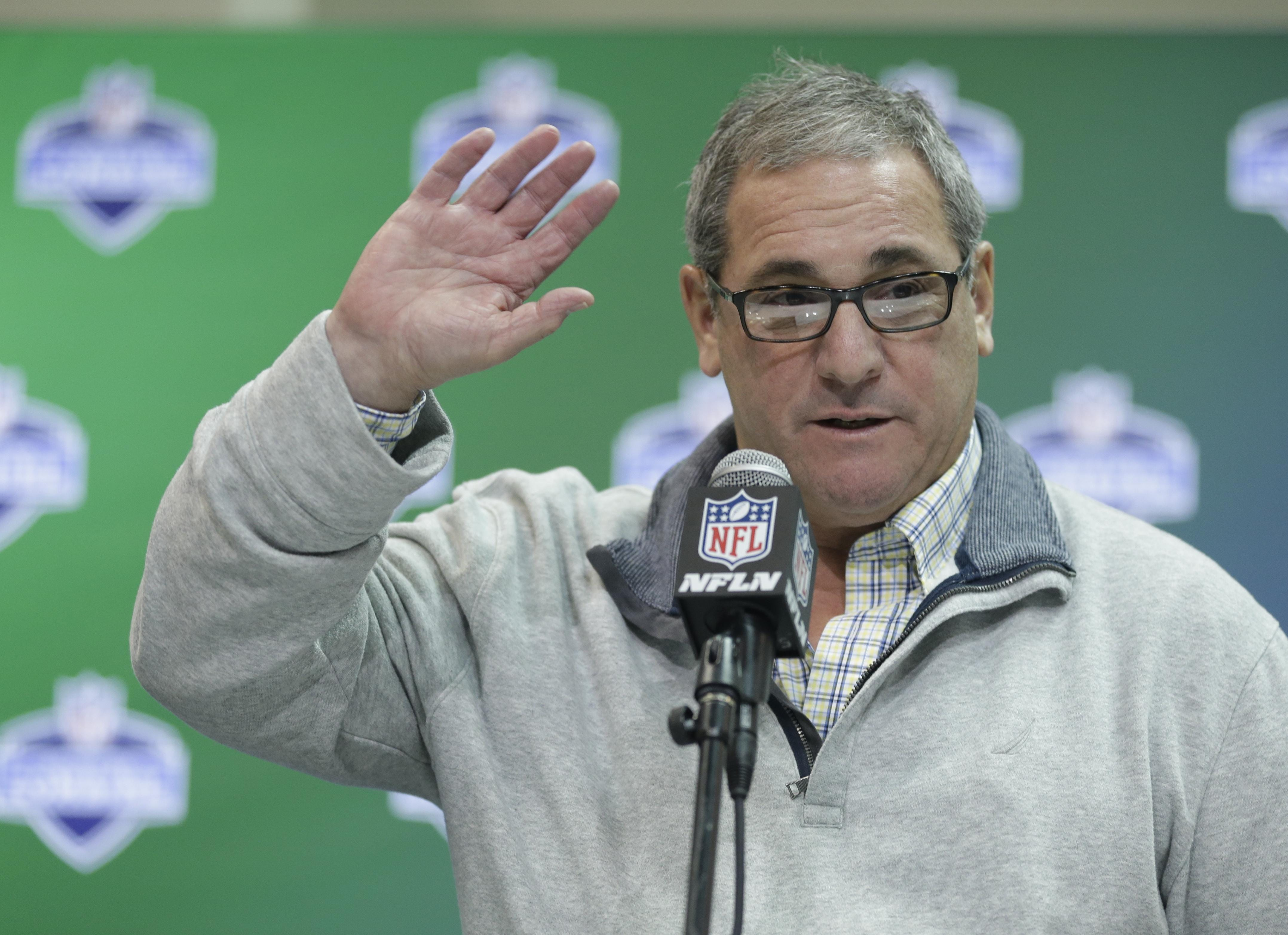 New York Giants interview Dave Gettleman for general manager job