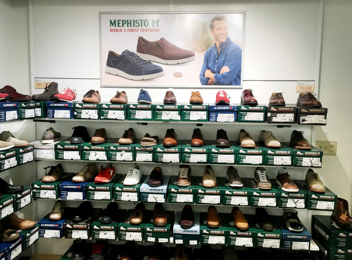 Outlet Mephisto Shoe Offers In Franklin Savings cA4RL35qj