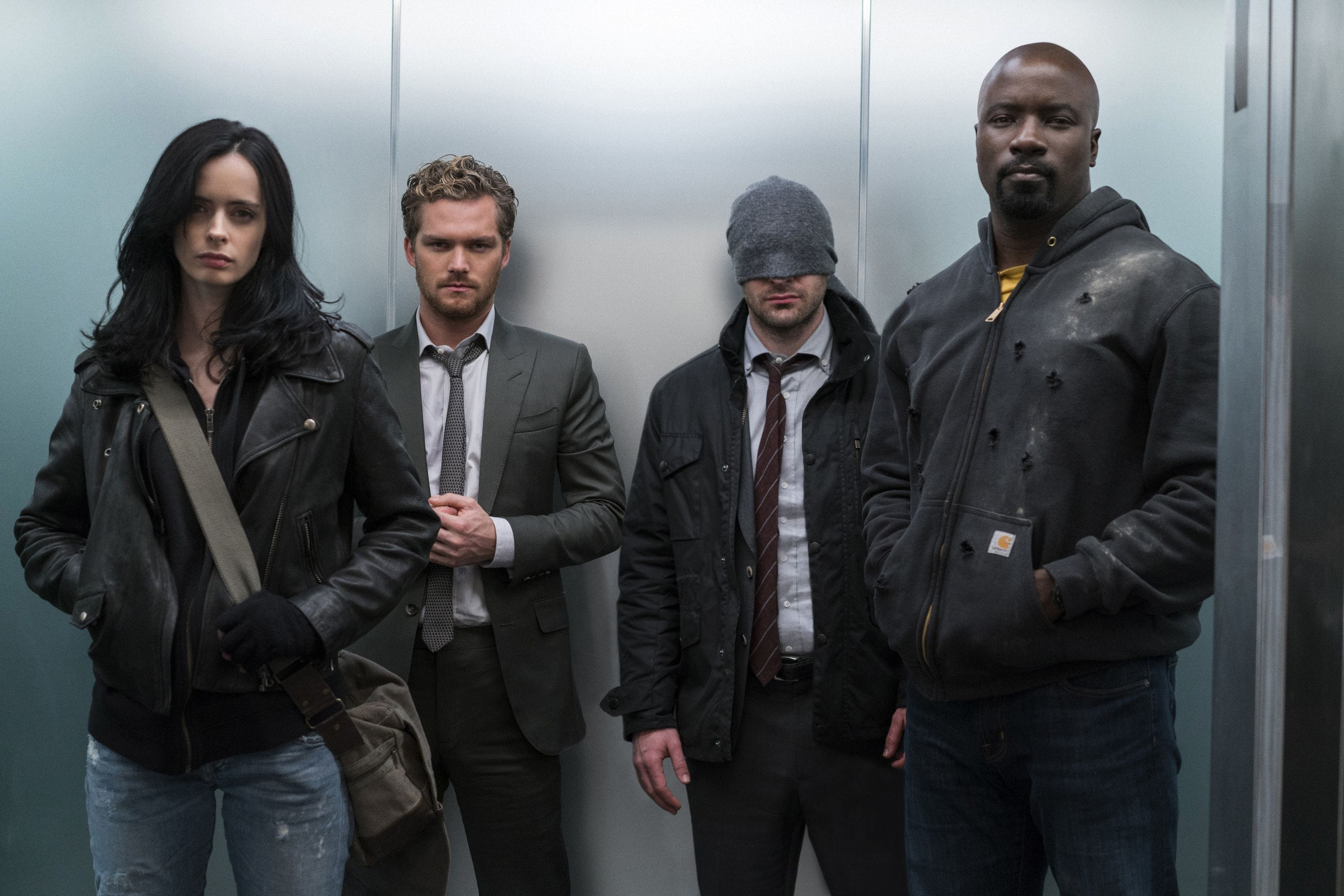 636360144719850786-002-GT-103-Unit-05488R4 Comic-Con: 'The Defenders' continues the expansion of Netflix's Marvel world