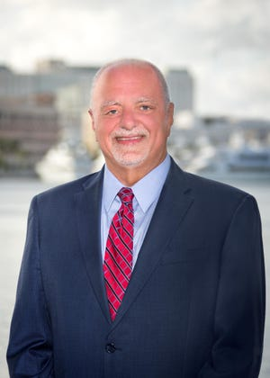 Pete Antonacci, currently executive director of the South Florida Water Management District, also spent two years as Gov. Rick Scott's general counsel.