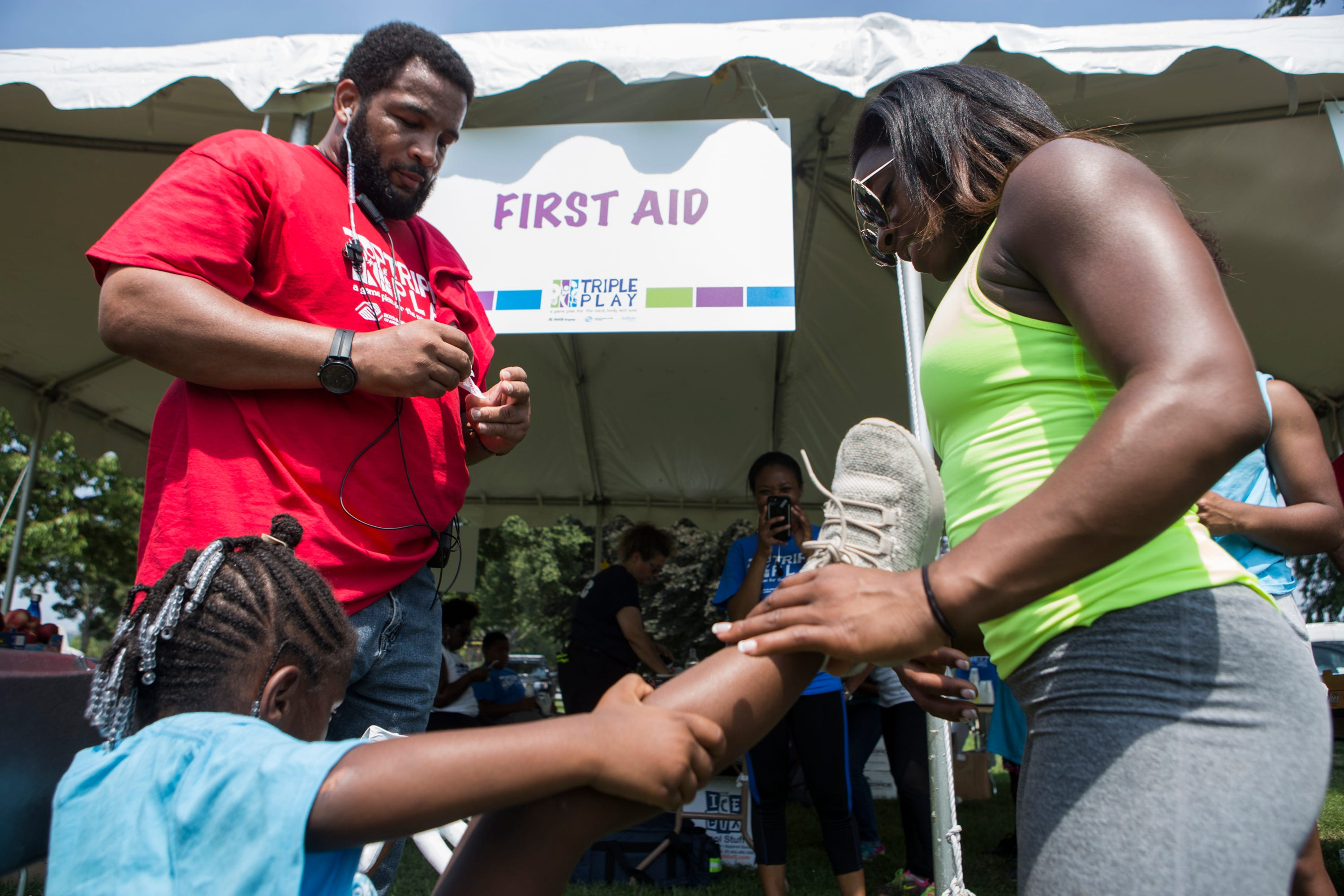 Olympic star Simone Biles leads campaign to encourage kids to live healthy