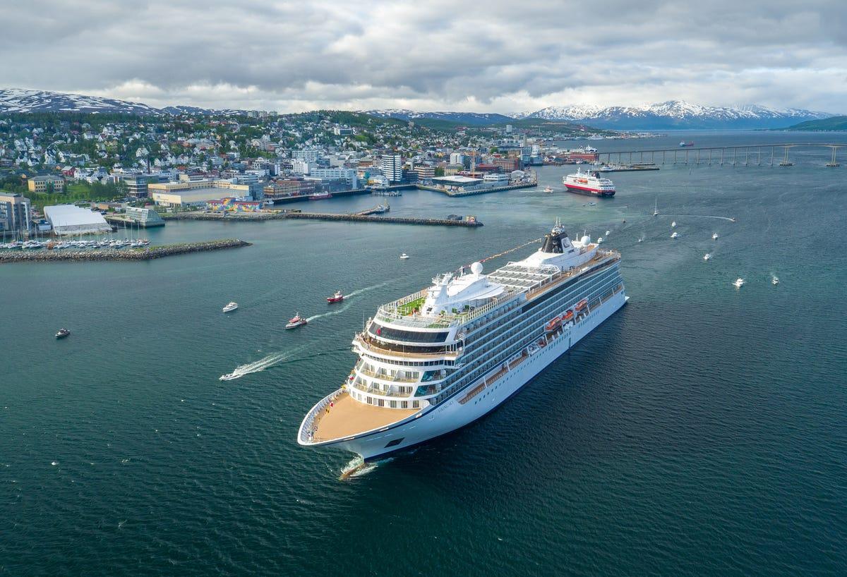 River cruise giant Viking to dominate upscale ocean cruising