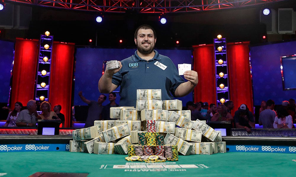 world_series_of_poker_main_event_92570449-copy WATCH: Dramatic final hand at WSOP Main Event