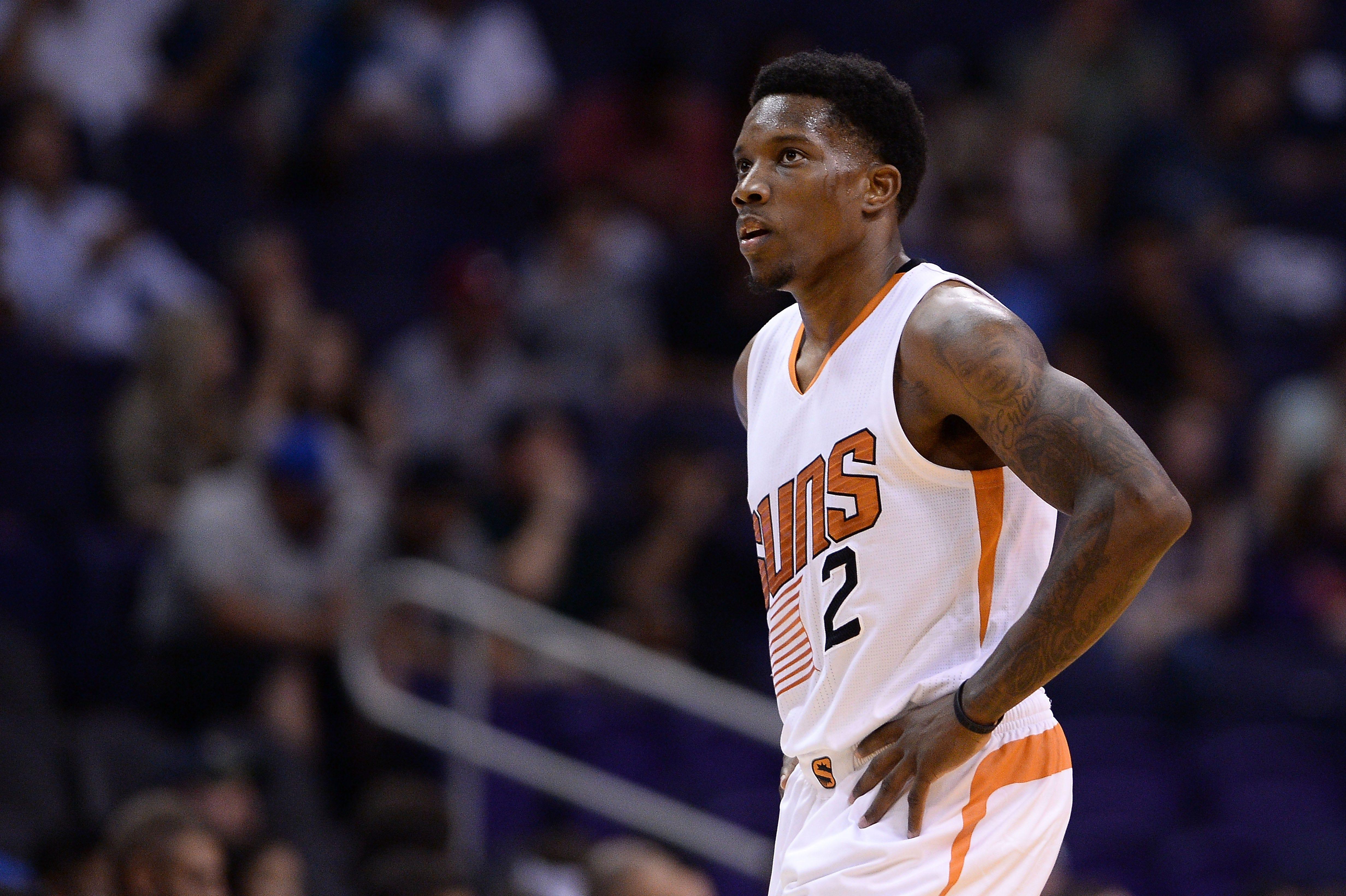 Suns guard Eric Bledsoe: I love Phoenix but 'I want to win'
