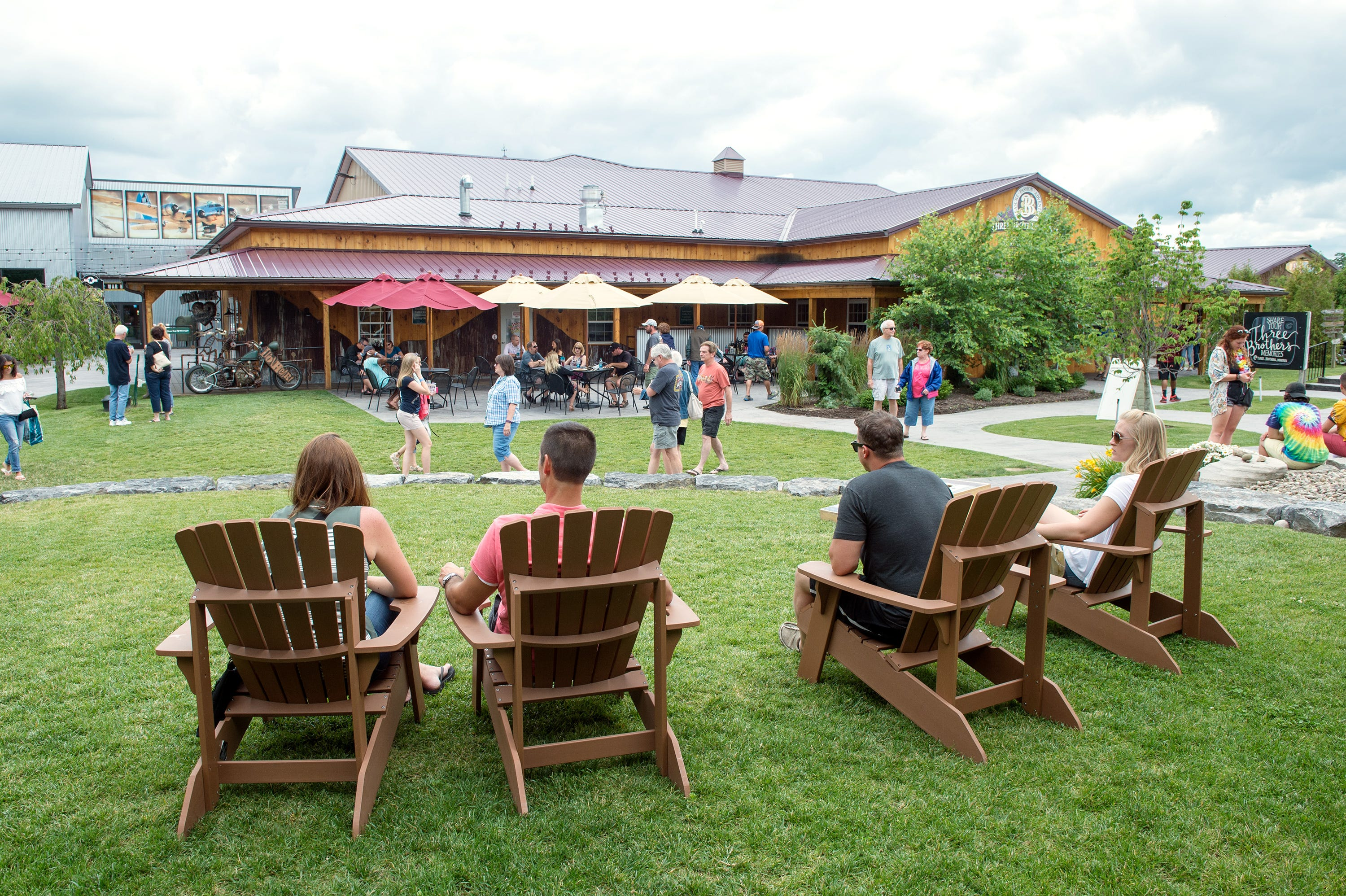 Weekend In The Finger Lakes Wineries Restaurants On