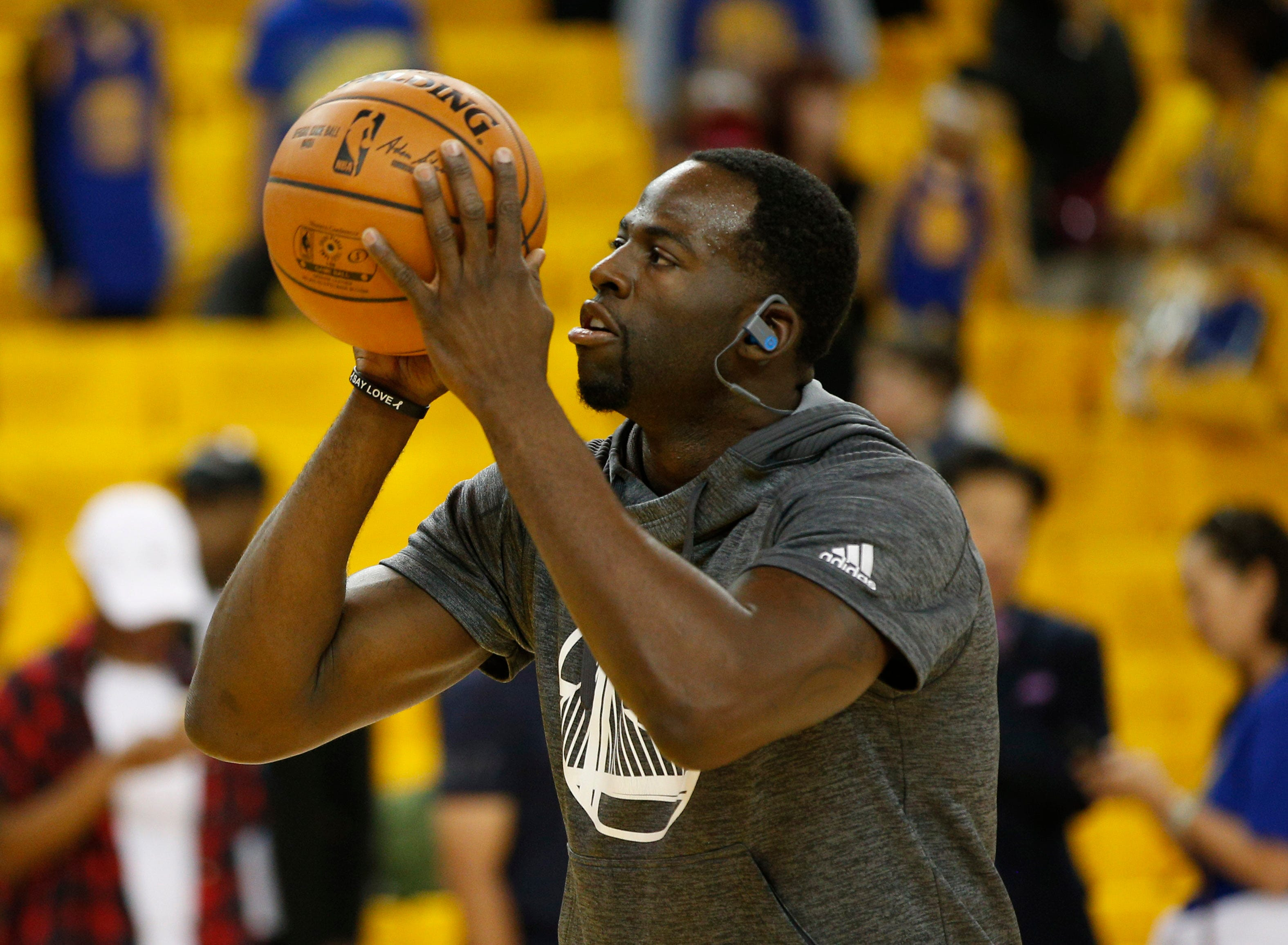 Warriors' Draymond Green to be sued for alleged assault