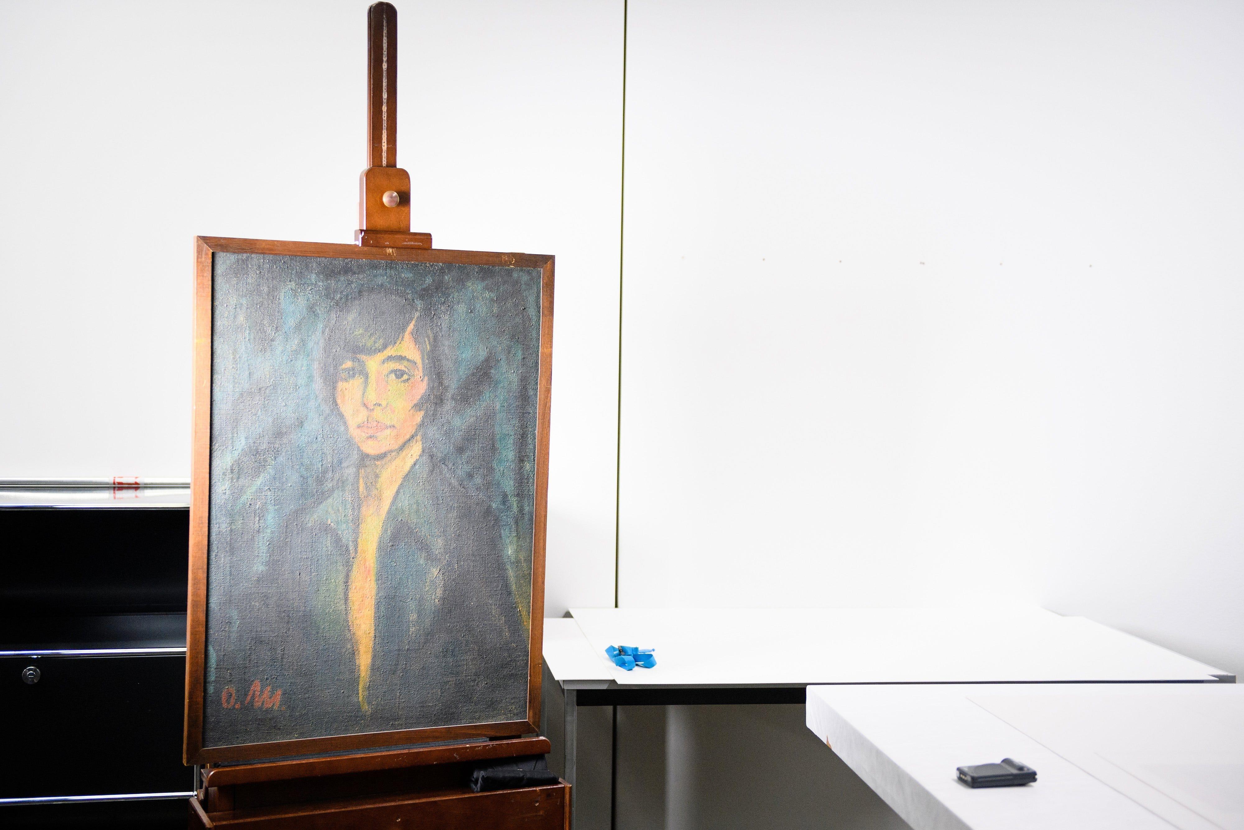 Stolen Nazi-era art found 5 years ago. Public to finally see collection in Switzerland