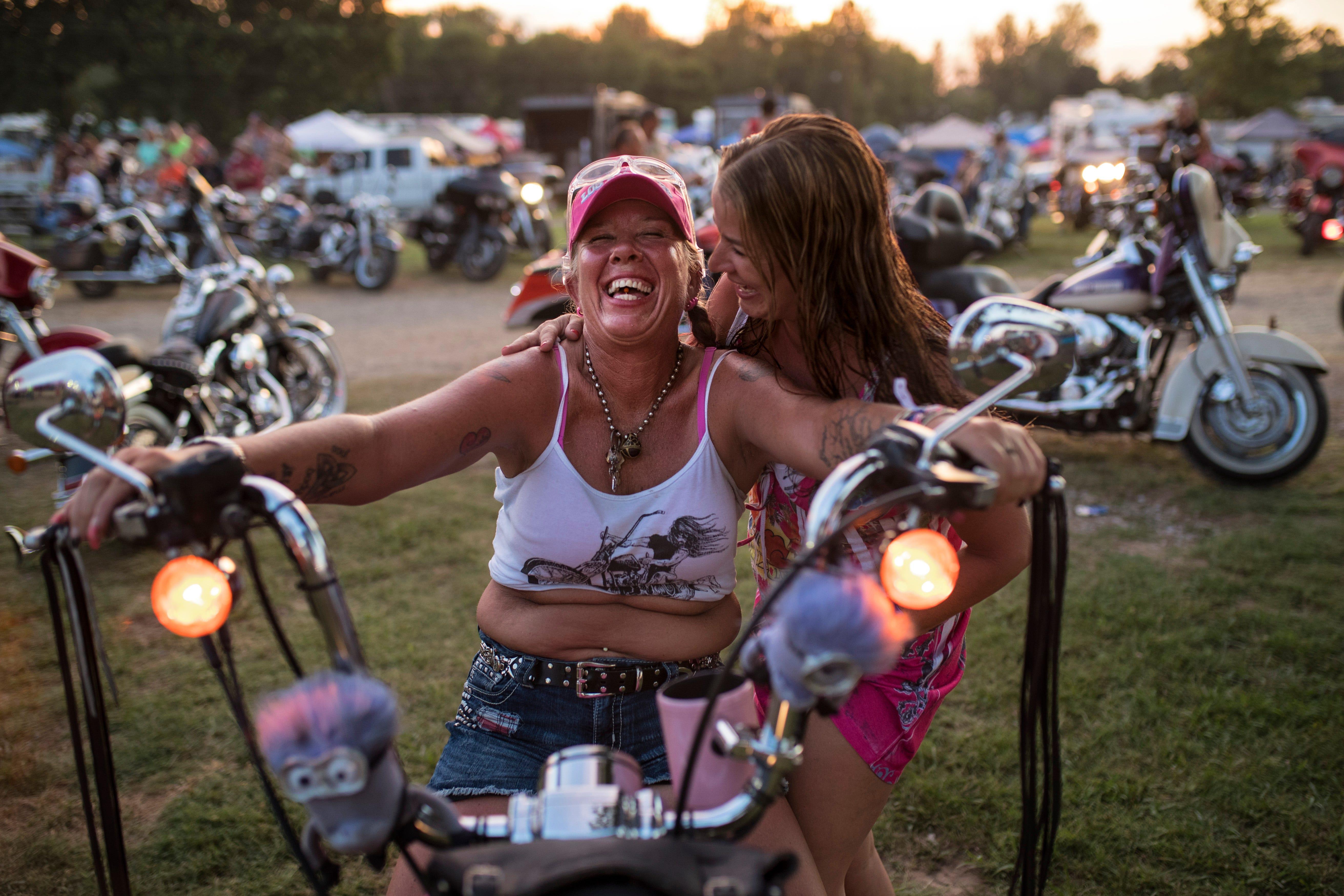 The Sturgis, Kentucky Bike Rally