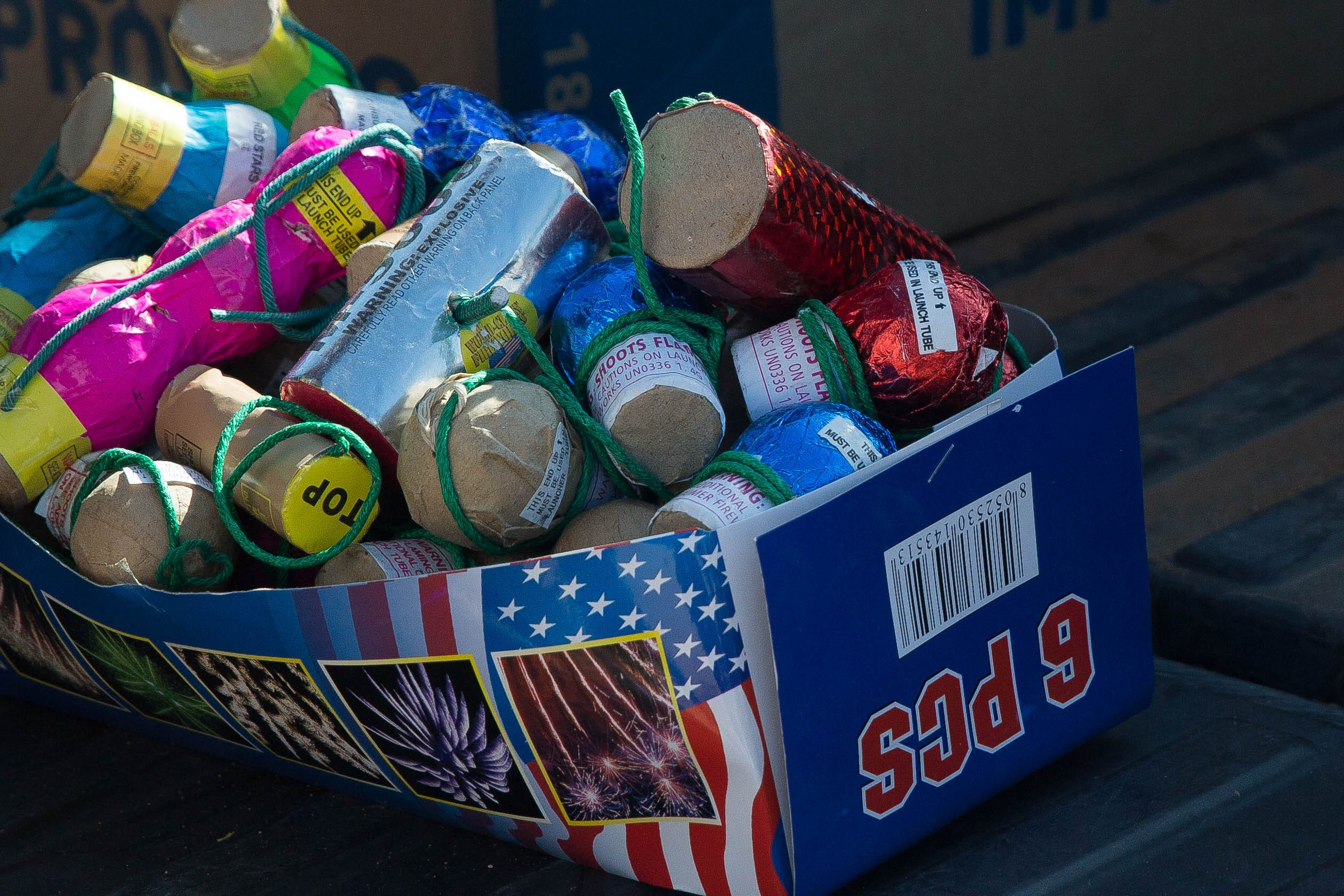 What to know about fireworks sales in Las Cruces | Las Cruces Sun
