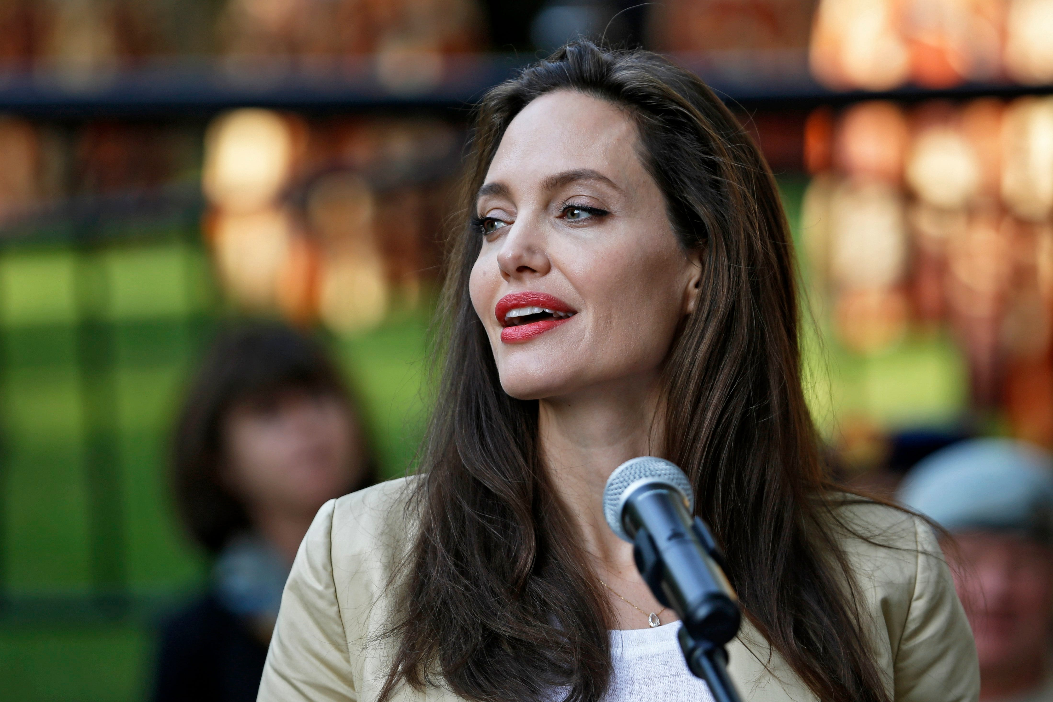 Bell's Palsy: The facial paralysis that's affected A-listers like Angelina Jolie and George Clooney