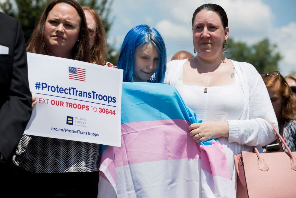 Transgender ban: America and its military always learn to regret discrimination