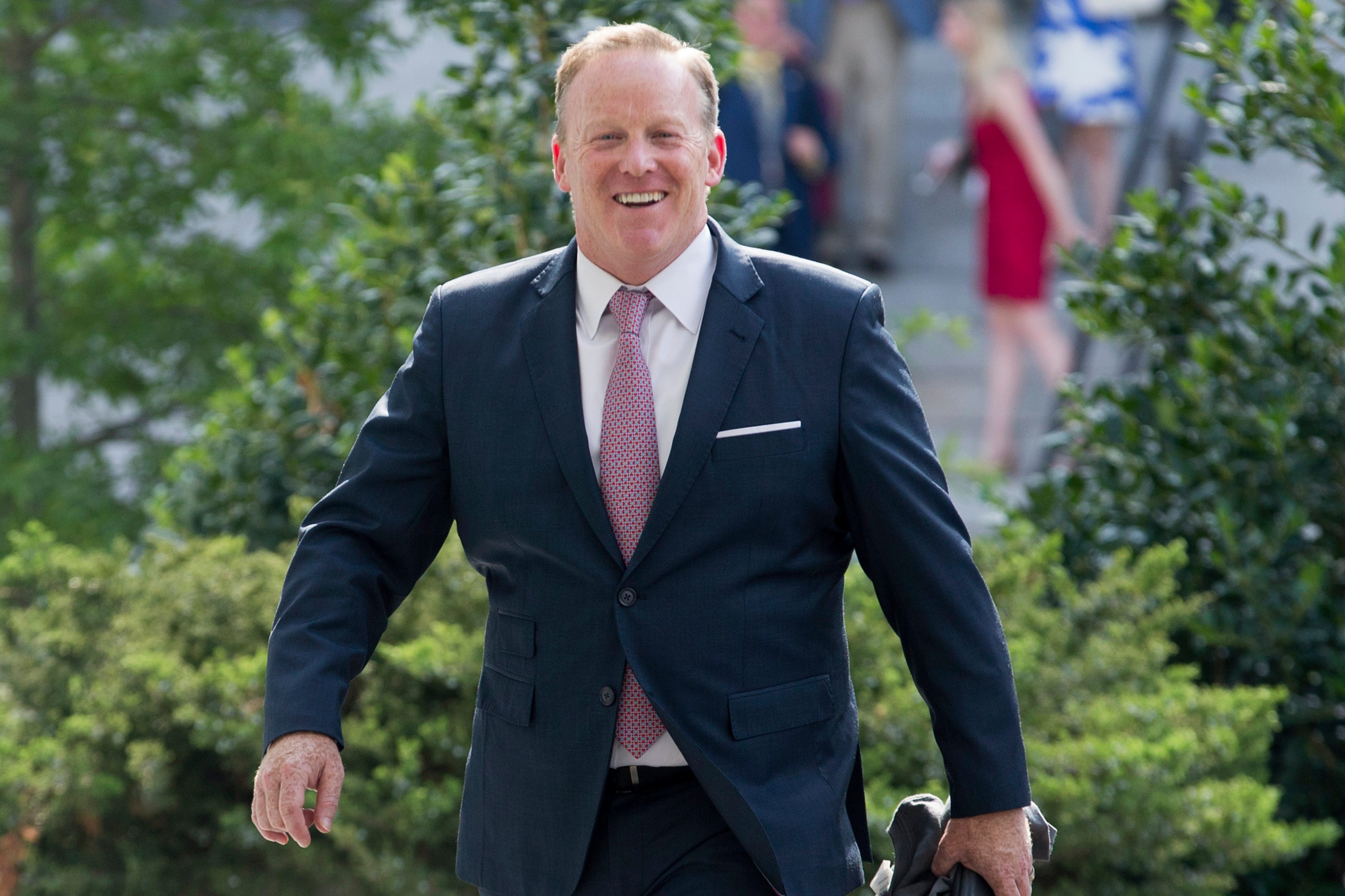 Sean Spicer on 'Dancing With the Stars'? Five reasons why this must happen