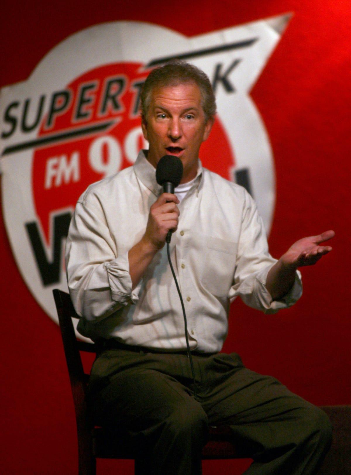 Radio talk show host Phil Valentine takes on Nostradamus in