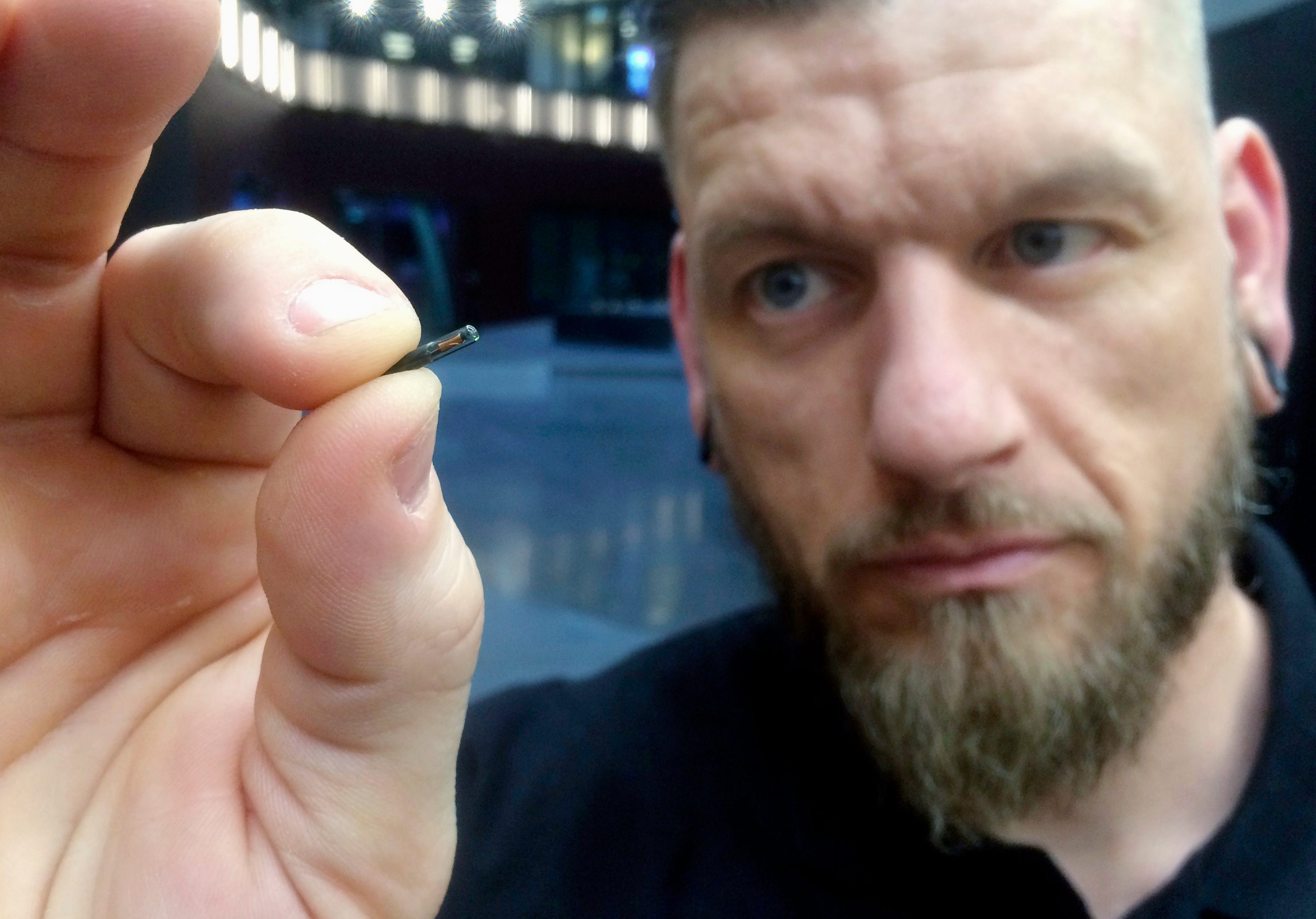 Business groups in UK raise concerns over microchipping employees | AZ Central