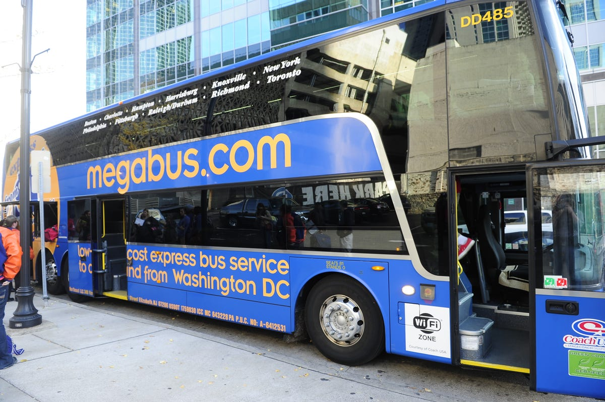 Megabus drops Knoxville stops