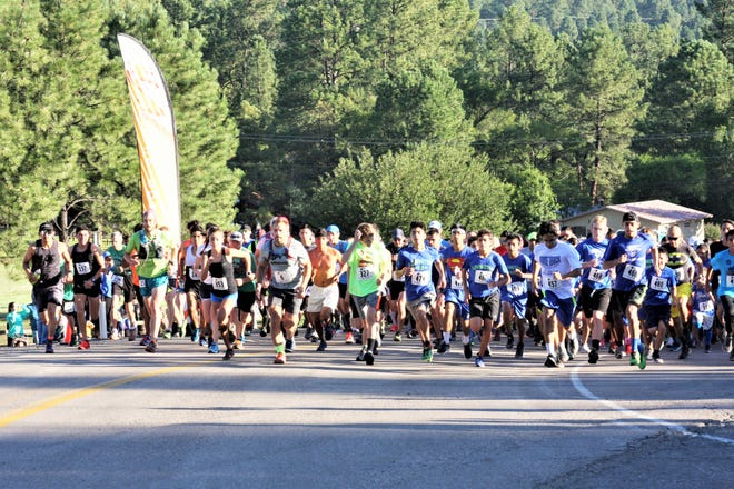 The Grindstone Trails Run was postponed until Sept. 26, 2020 in the wake of COVID-19. State mandates restrict mass gatherings.
