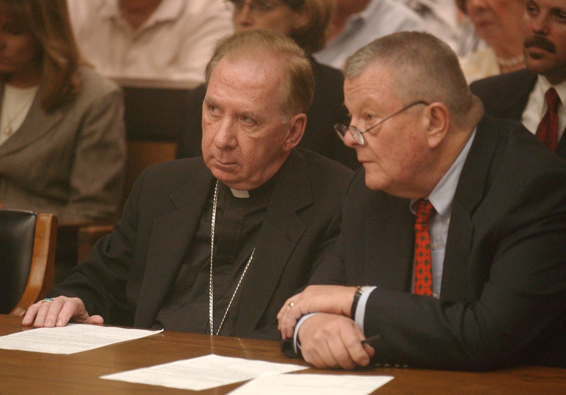 Judge Dismisses Several Counts In Phoenix Bishop S Sexual Abuse Case Kvue Com