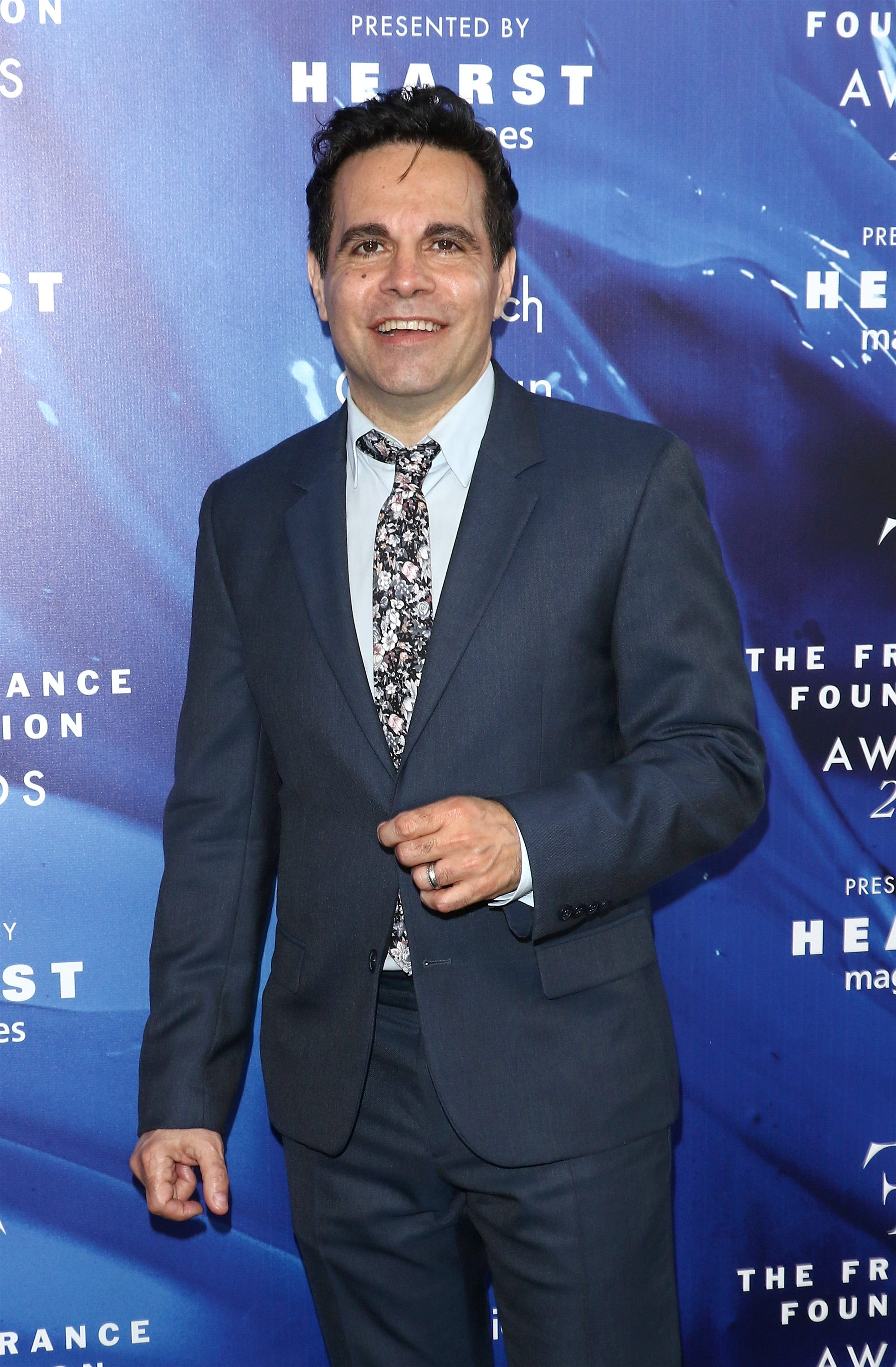 Mario Cantone gets the last word as Anthony Scaramucci on 'The President Show'