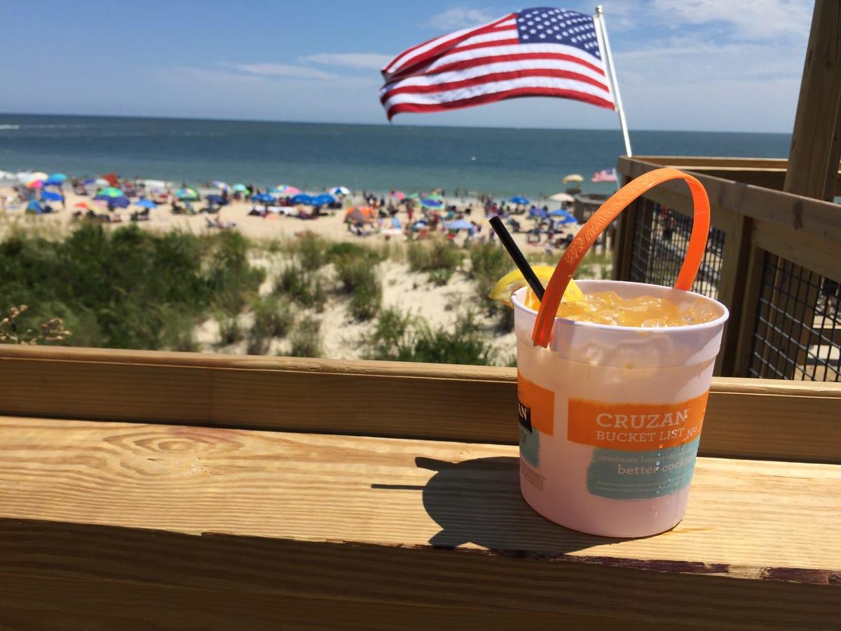 Summer cocktails on Delmarva: Bigger is better, especially