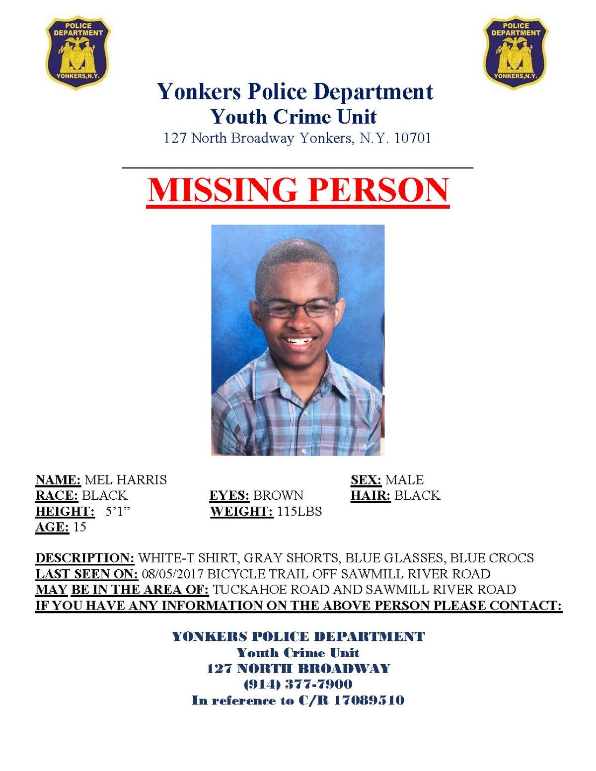 Missing Yonkers teen found in New York City