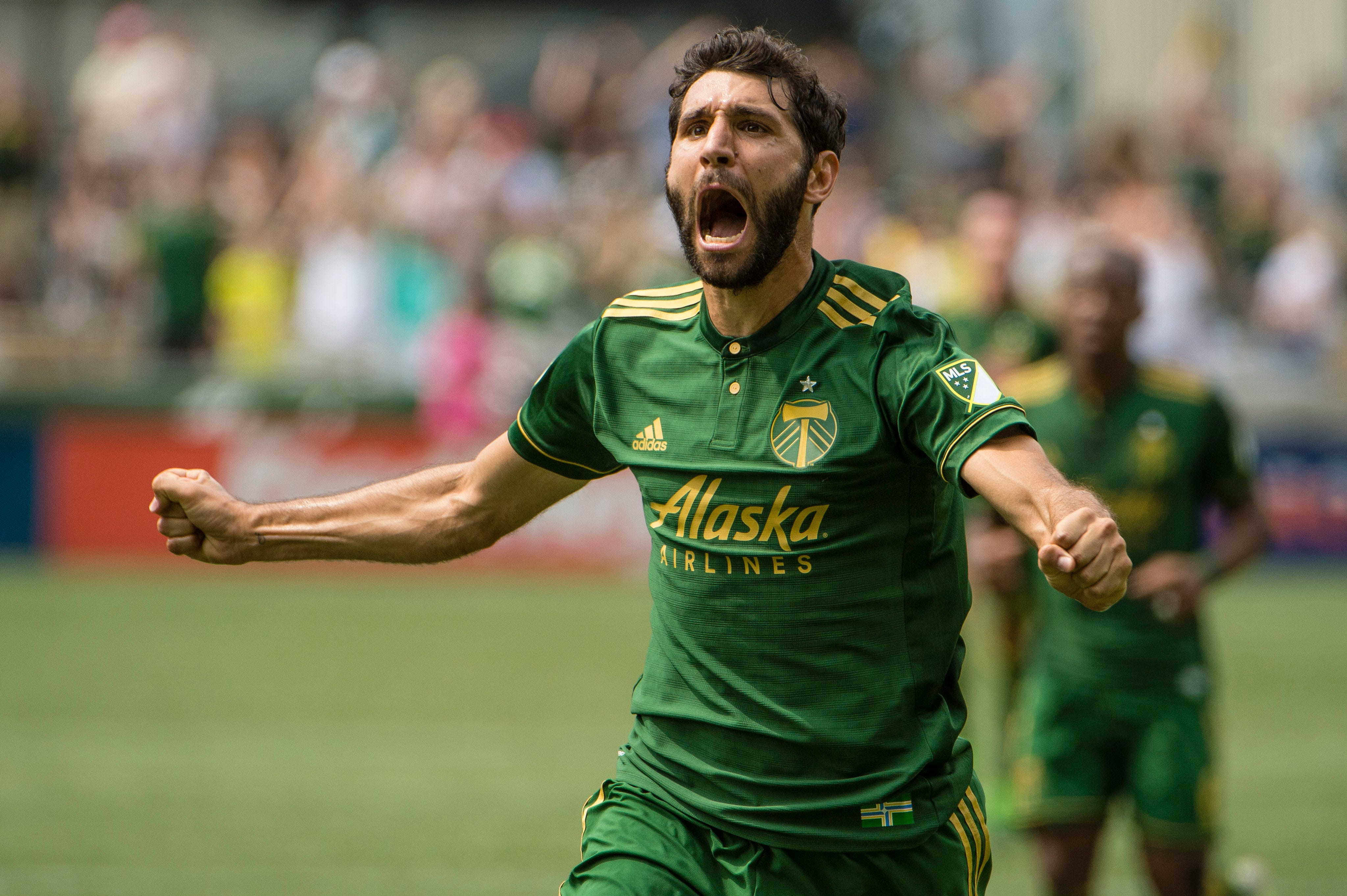 All-Star Diego Valeri strikes as Portland Timbers beat Los Angeles Galaxy