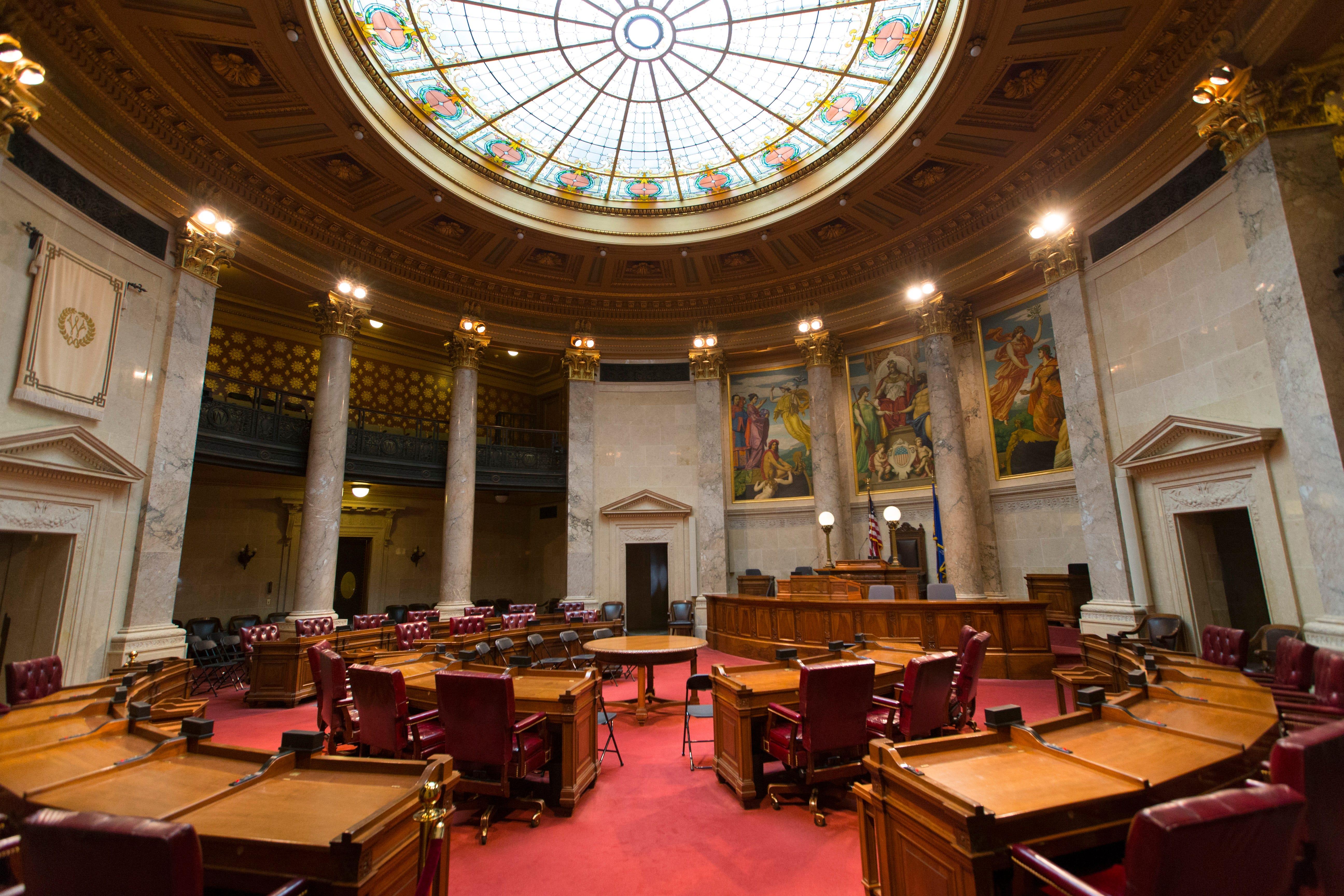 Wisconsin Senate approves Gov.  Walker's $100M school safety plan, rejects gun control   Milwaukee Journal Sentinel