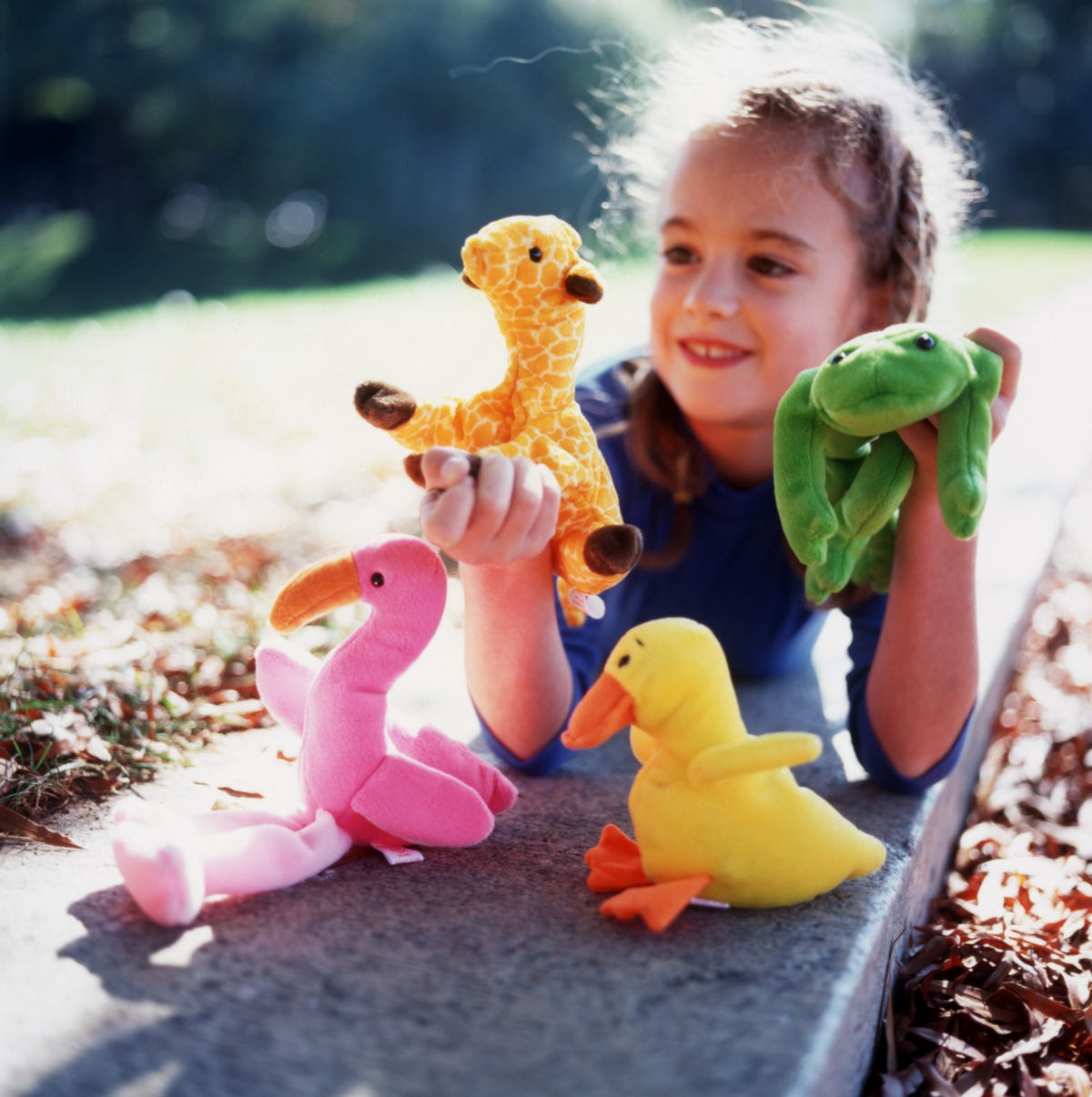 How much is the Princess Diana Beanie Baby worth  Sadly 92a3c5bcc39