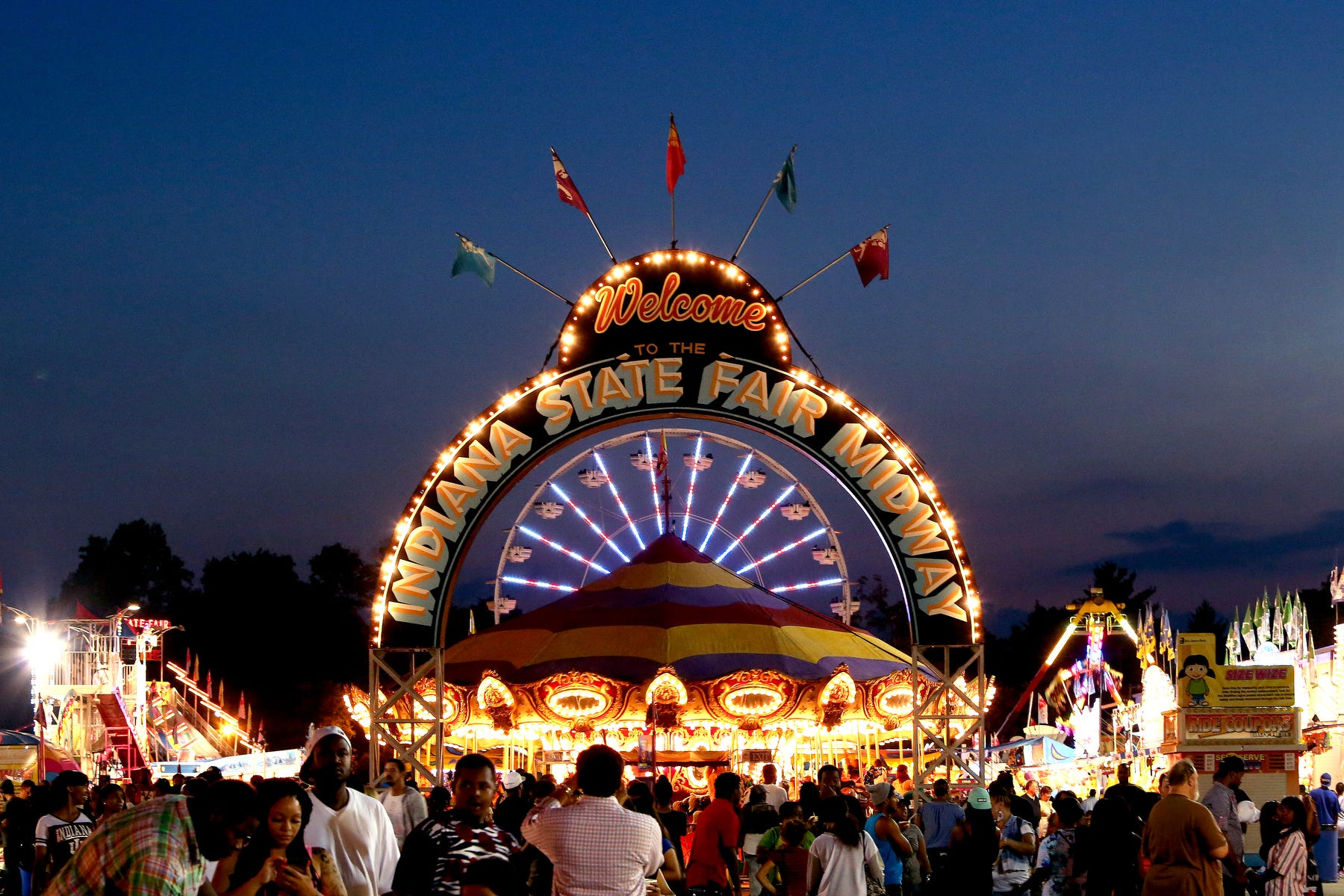 10 nostalgic things to see and do at the Indiana State Fair