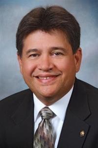 Dean Germano, CEO of Shasta Community Health Center.