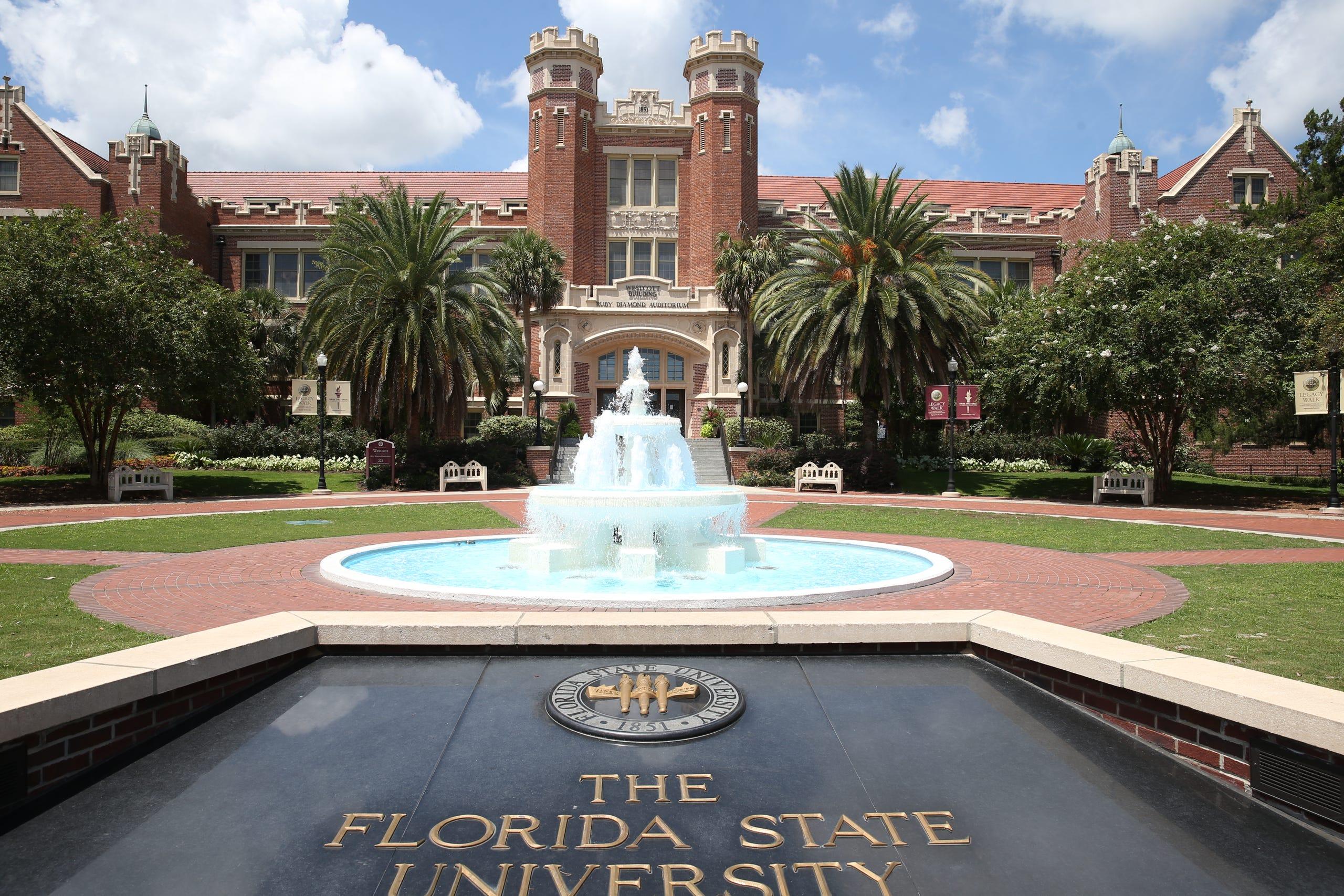 """Résultat de recherche d'images pour """"florida state campus photos"""""""