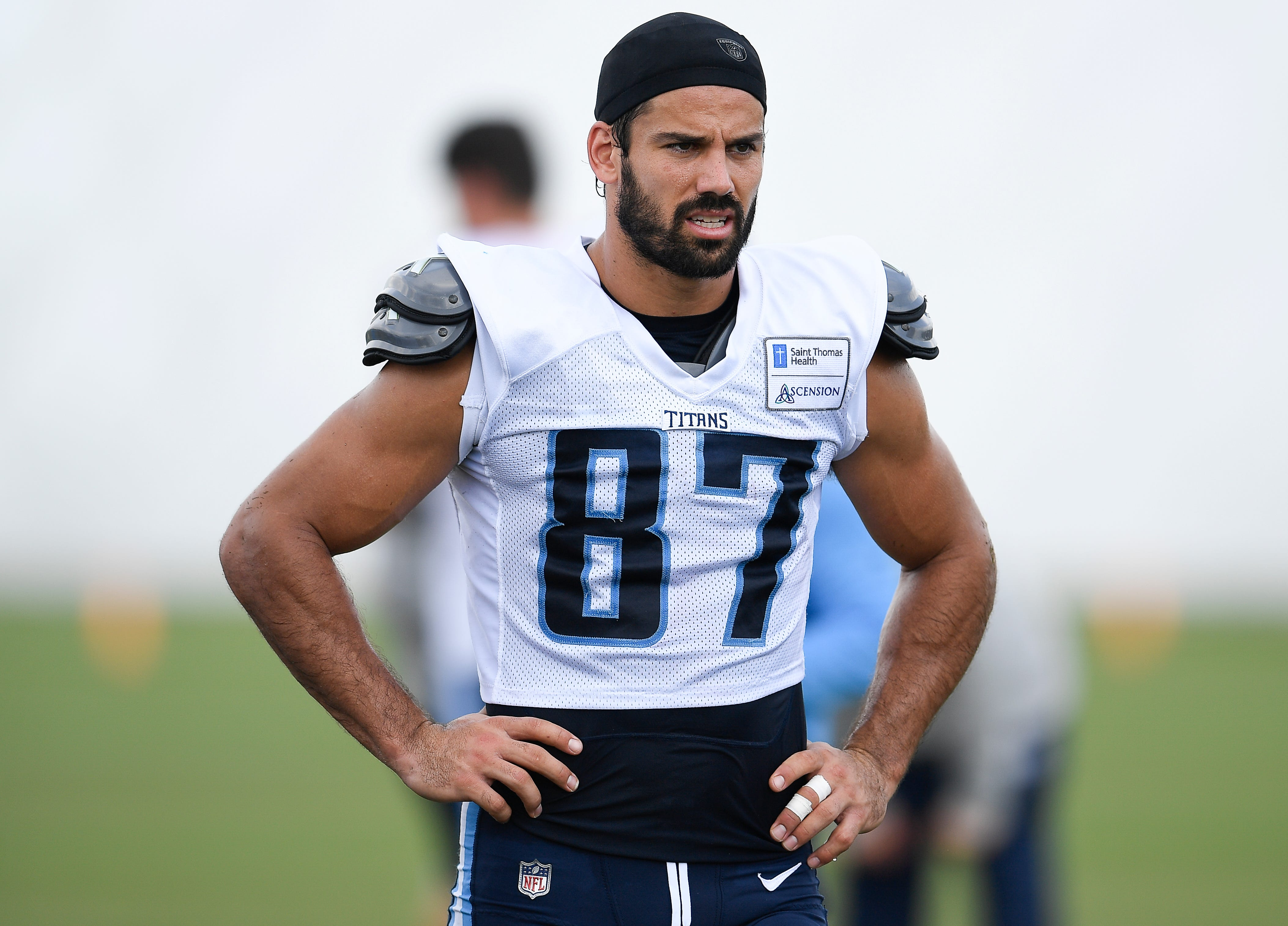Ex-Jets Eric Decker, Jace Amaro look to revive careers ...