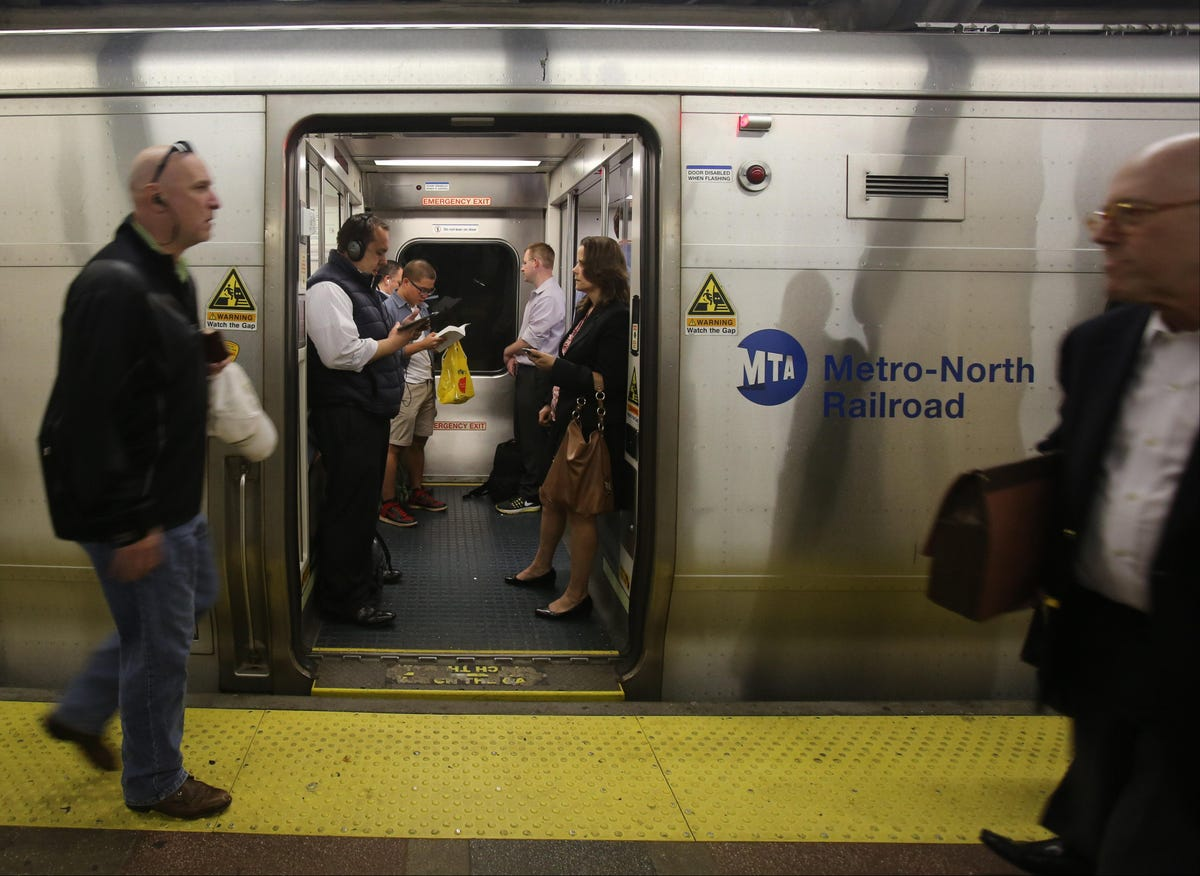Why can't you get a seat on Metro-North? We can explain