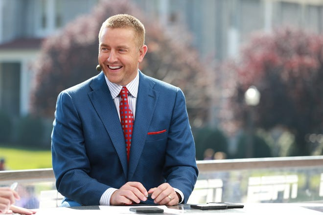 ESPN analyst Kirk Herbstreit  suggested earlier this week that some struggling programs might waive a white flag over the end of this season — a comment for which he quickly apologized