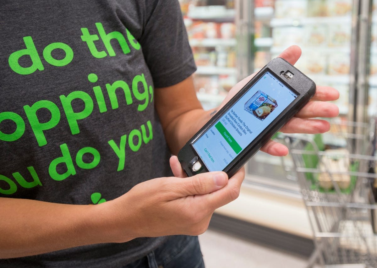 Grocery home delivery now available at participating Publix