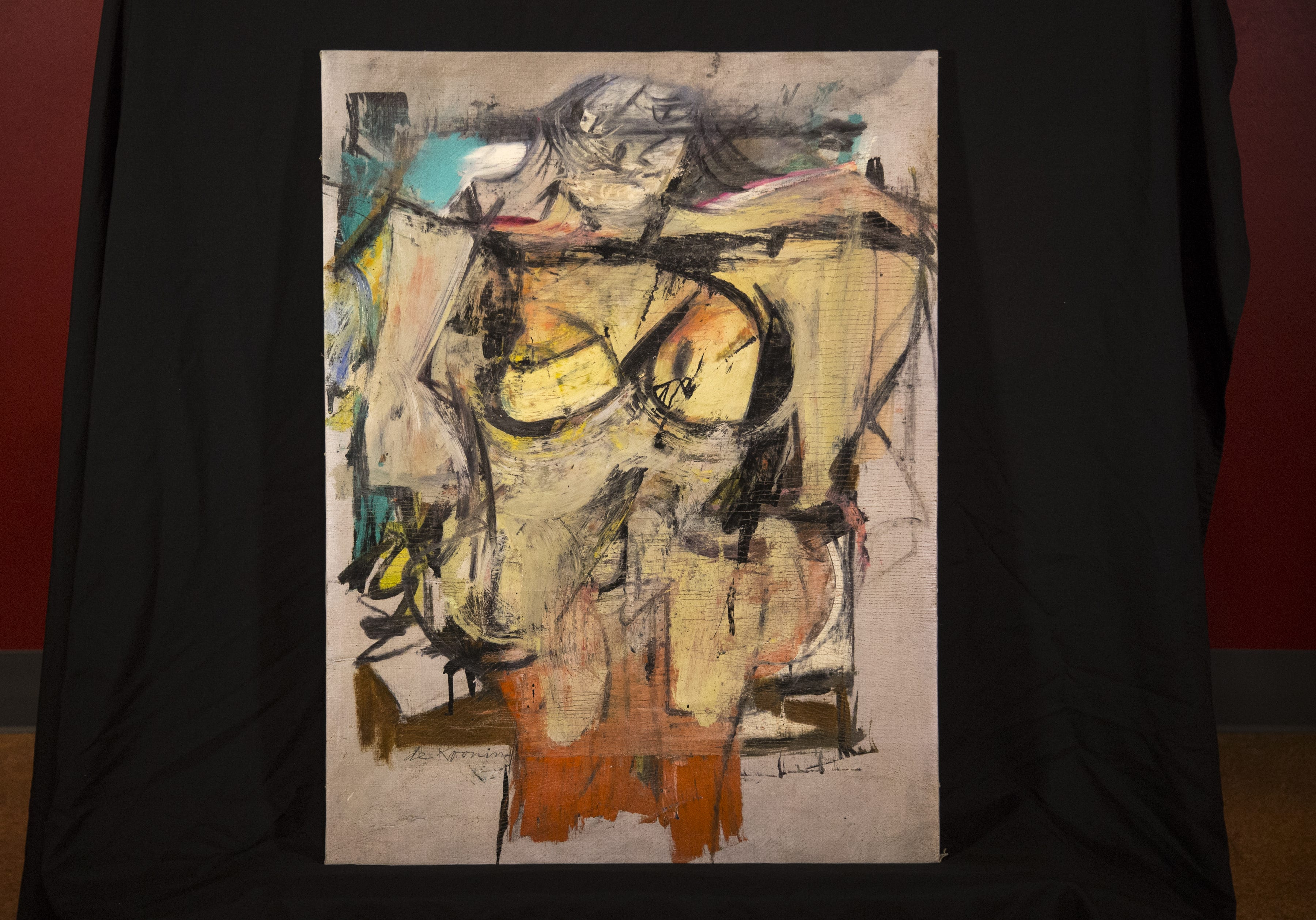 Who stole the $100M masterpiece? Clues emerge in year since recovery of Willem de Kooning painting