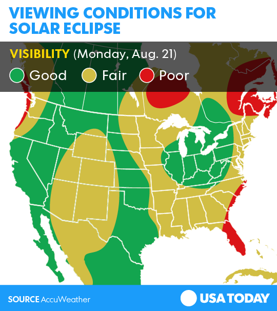 Remember That If You Re Not In The Path Of Totality You Ll Still Get To See A Partial Eclipse Anywhere Else In The U S