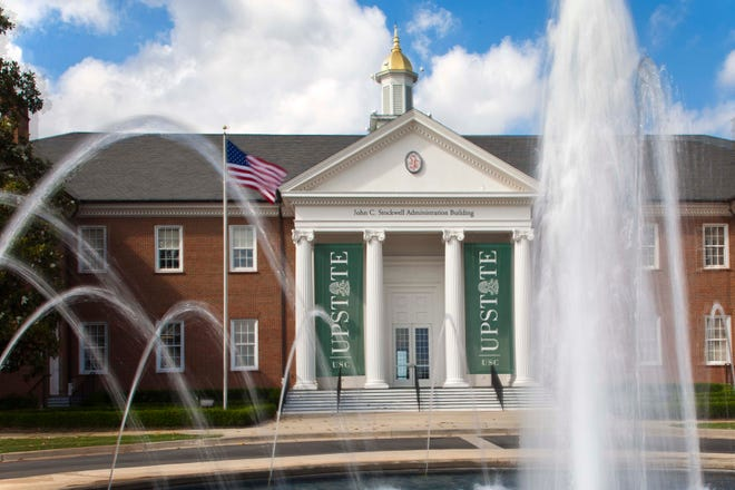 The University of South Carolina system, which includes USC-Upstate in Spartanburg, has an annual $5.5 billion economic impact on South Carolina, according to a new study.