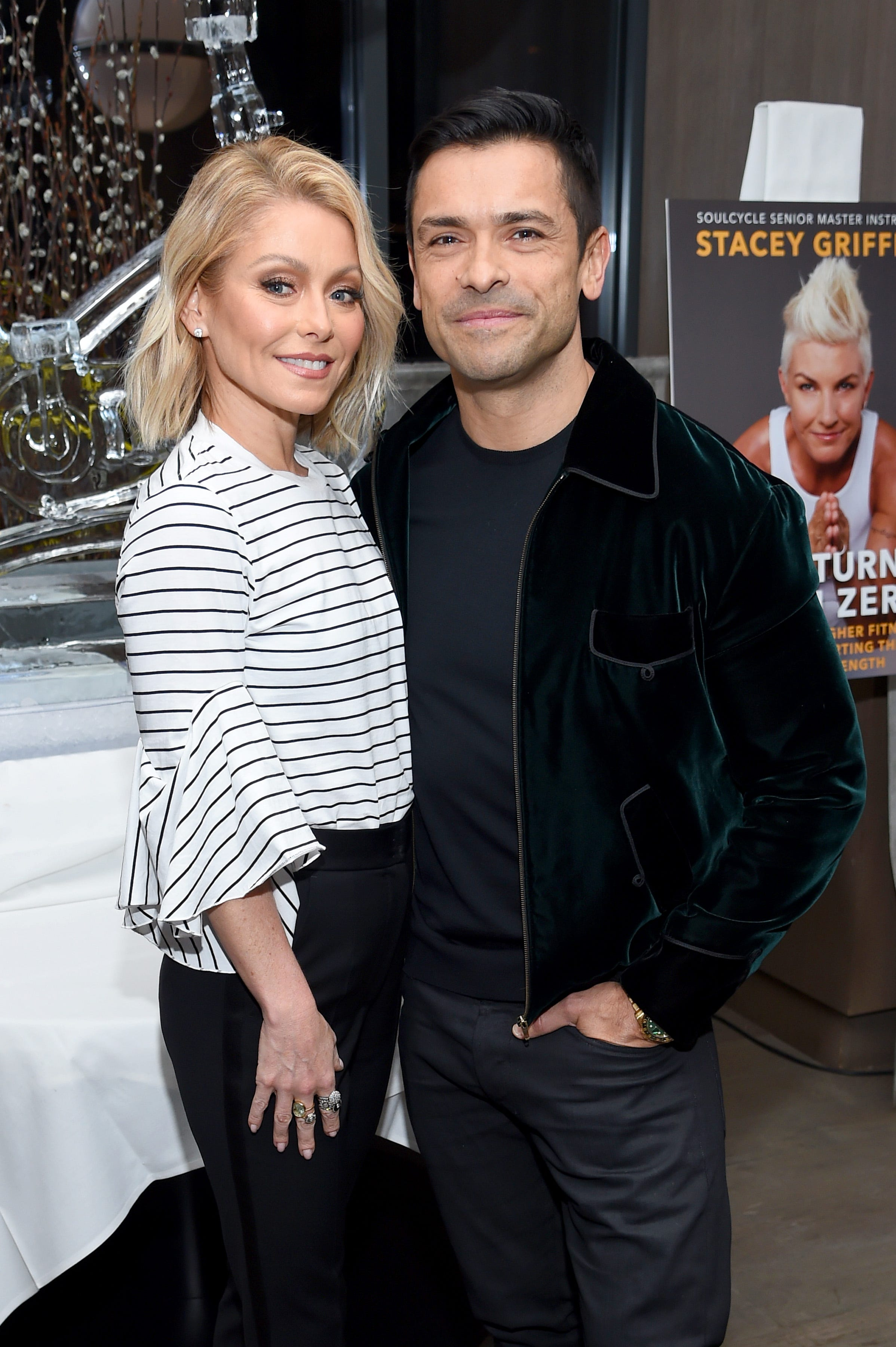Kelly Ripa says Andy Cohen's son 'makes me want to have another baby'