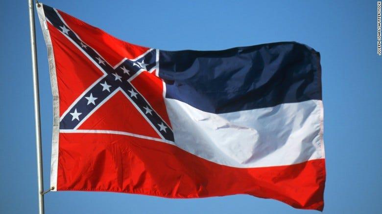 Mississippi state flag lawsuit against coast city dismissed   Clarion Ledger