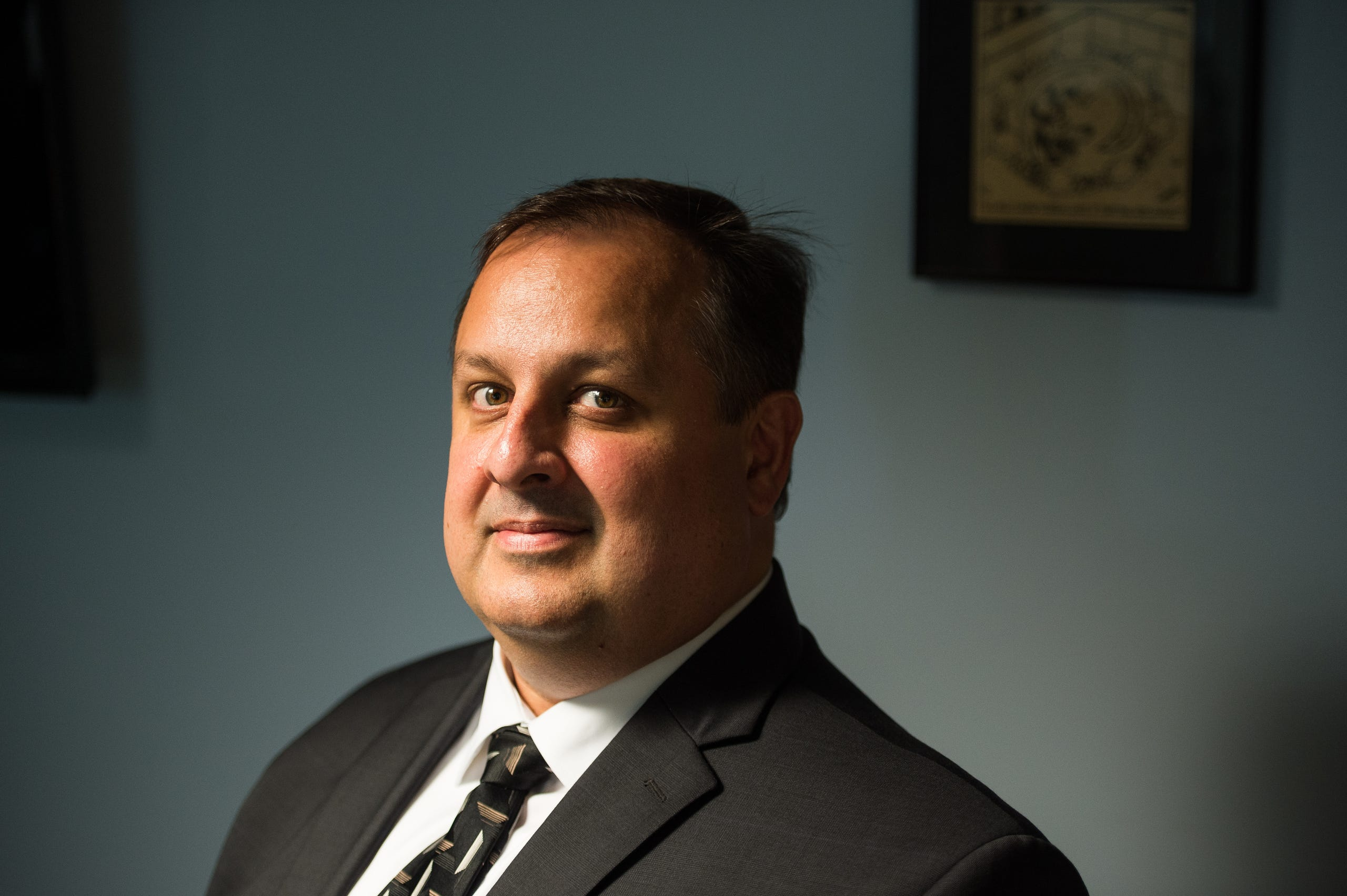 Walter Shaub resigned his post as director of the United States Office of Government Ethics on July 6, 2017. Shaub, who prodded President Donald Trump's administration over conflicts of interest resigned to take a new job, at the Campaign Legal Center, a nonprofit in Washington that mostly focuses on violations of campaign finance law.