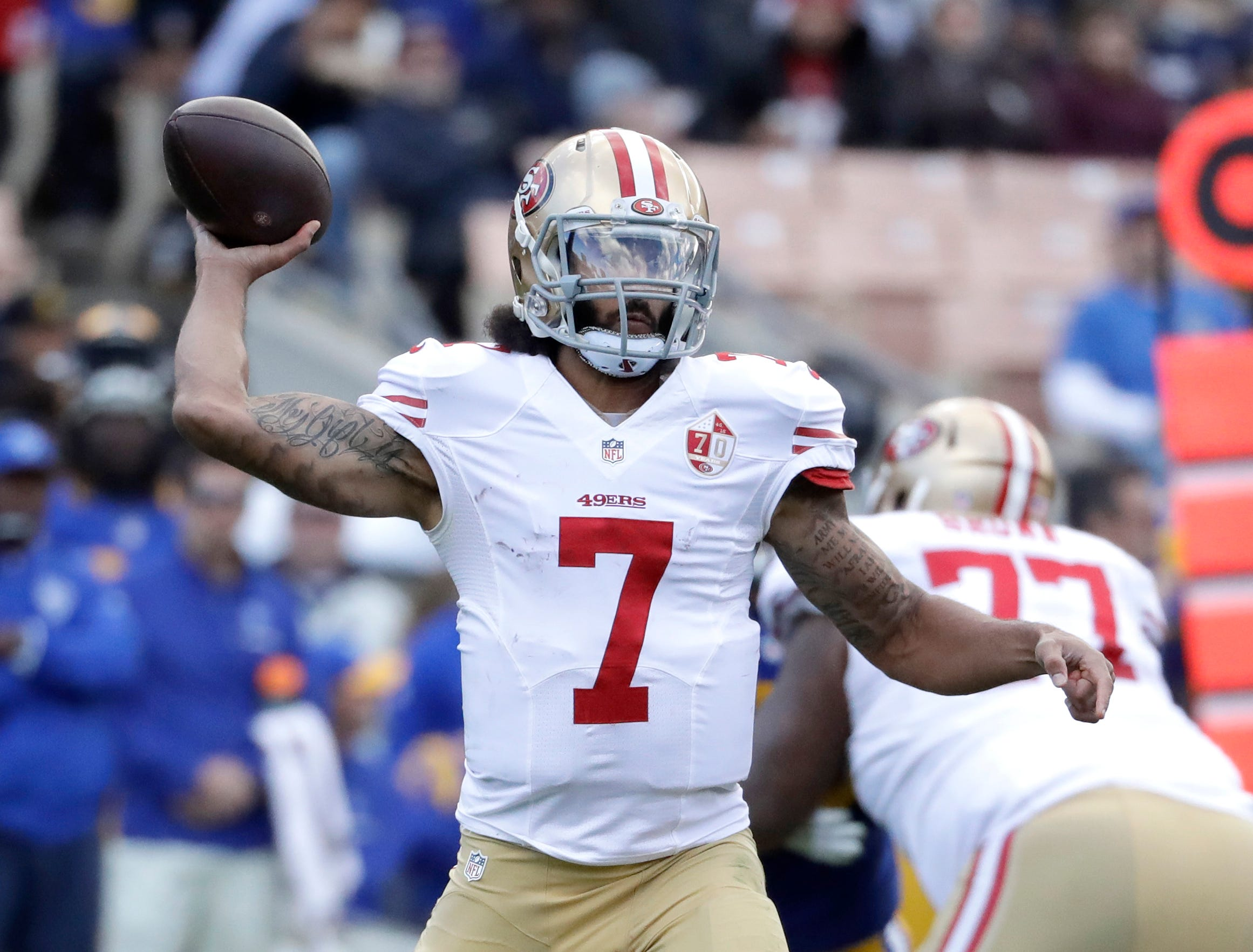 Why Colin Kaepernick and Bill Belichick are a perfect match