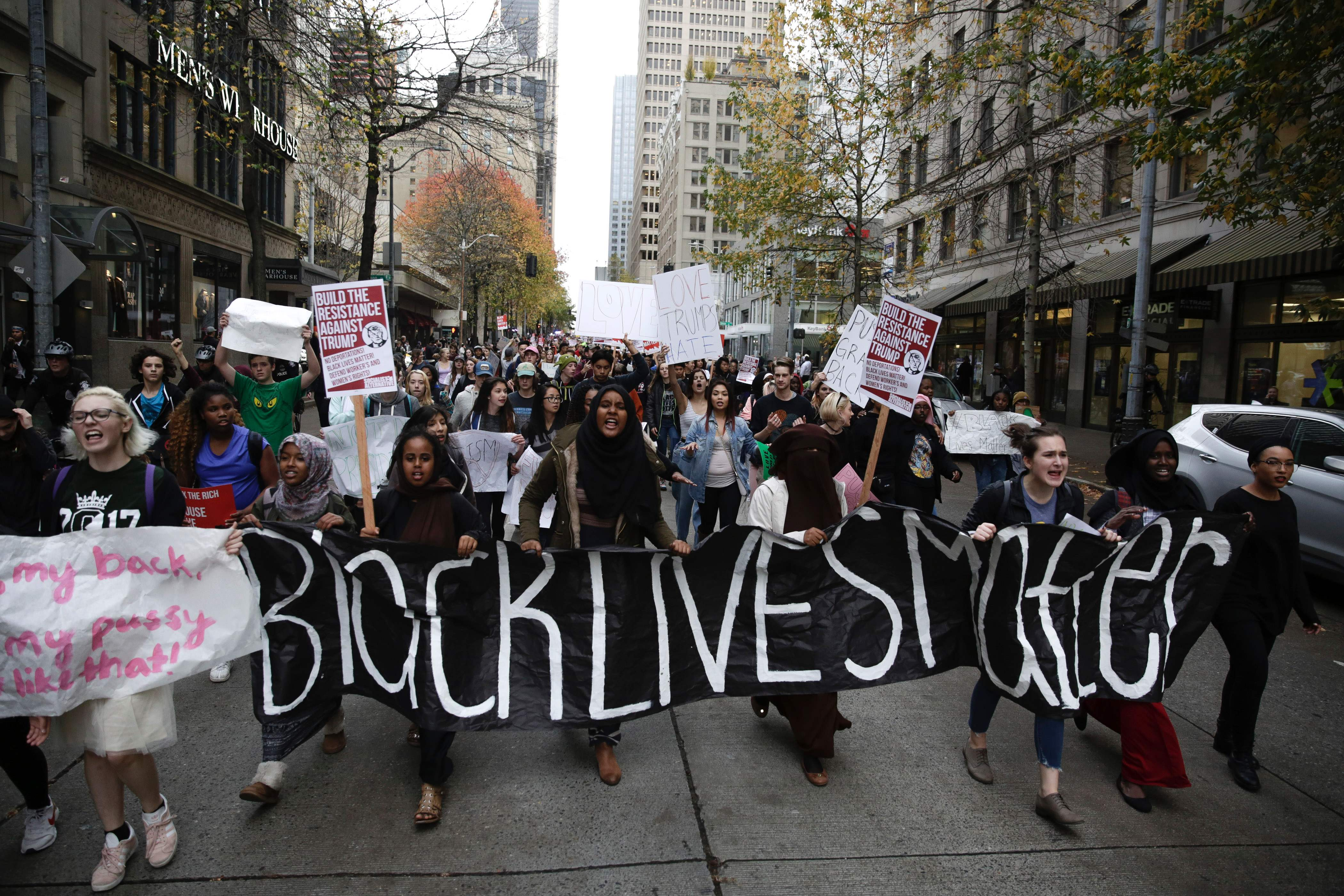 March for Racial Justice organizers sorry for scheduling it on Yom Kippur