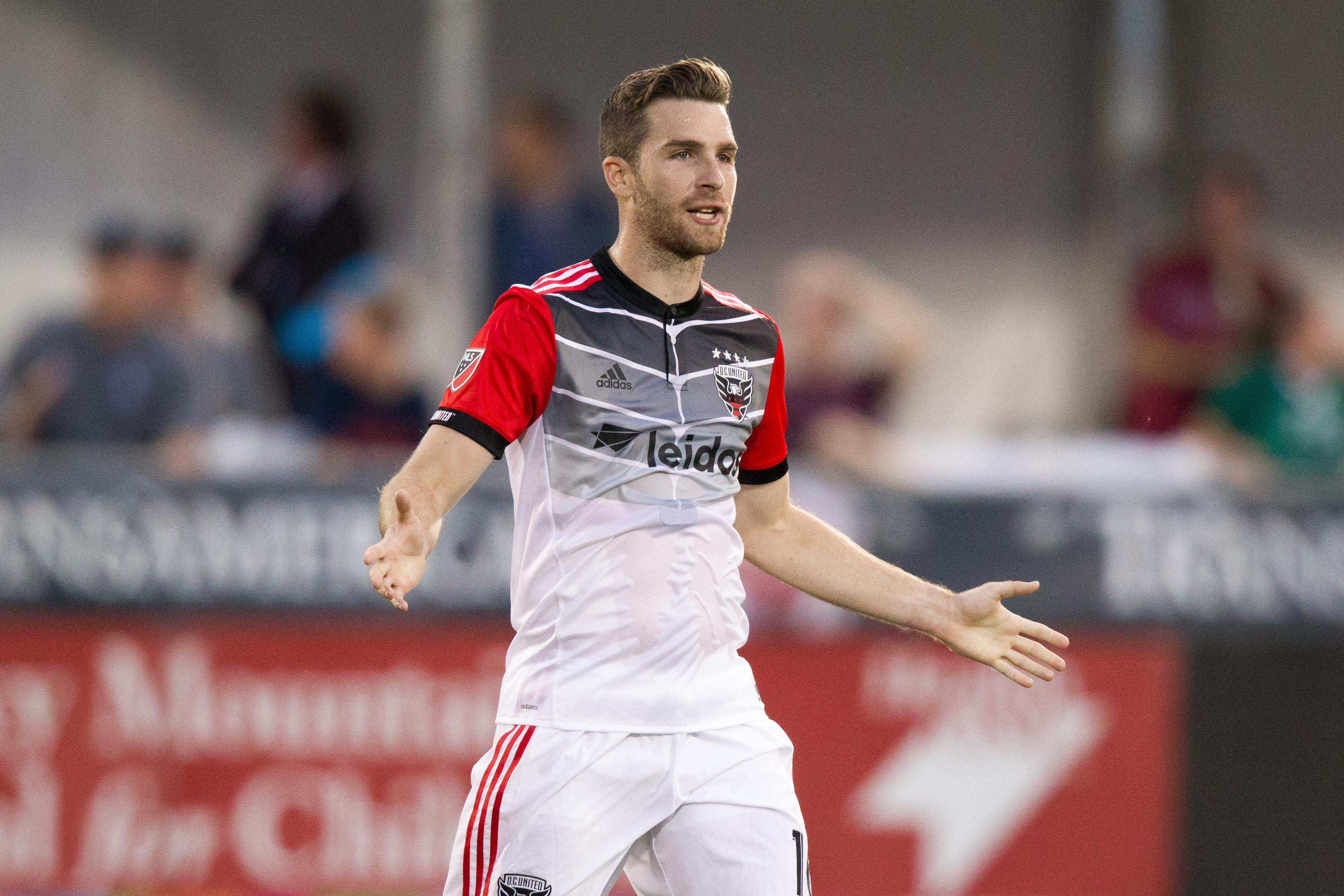 Own goal by Colorado Rapids helps D.C. United end two-month winless streak
