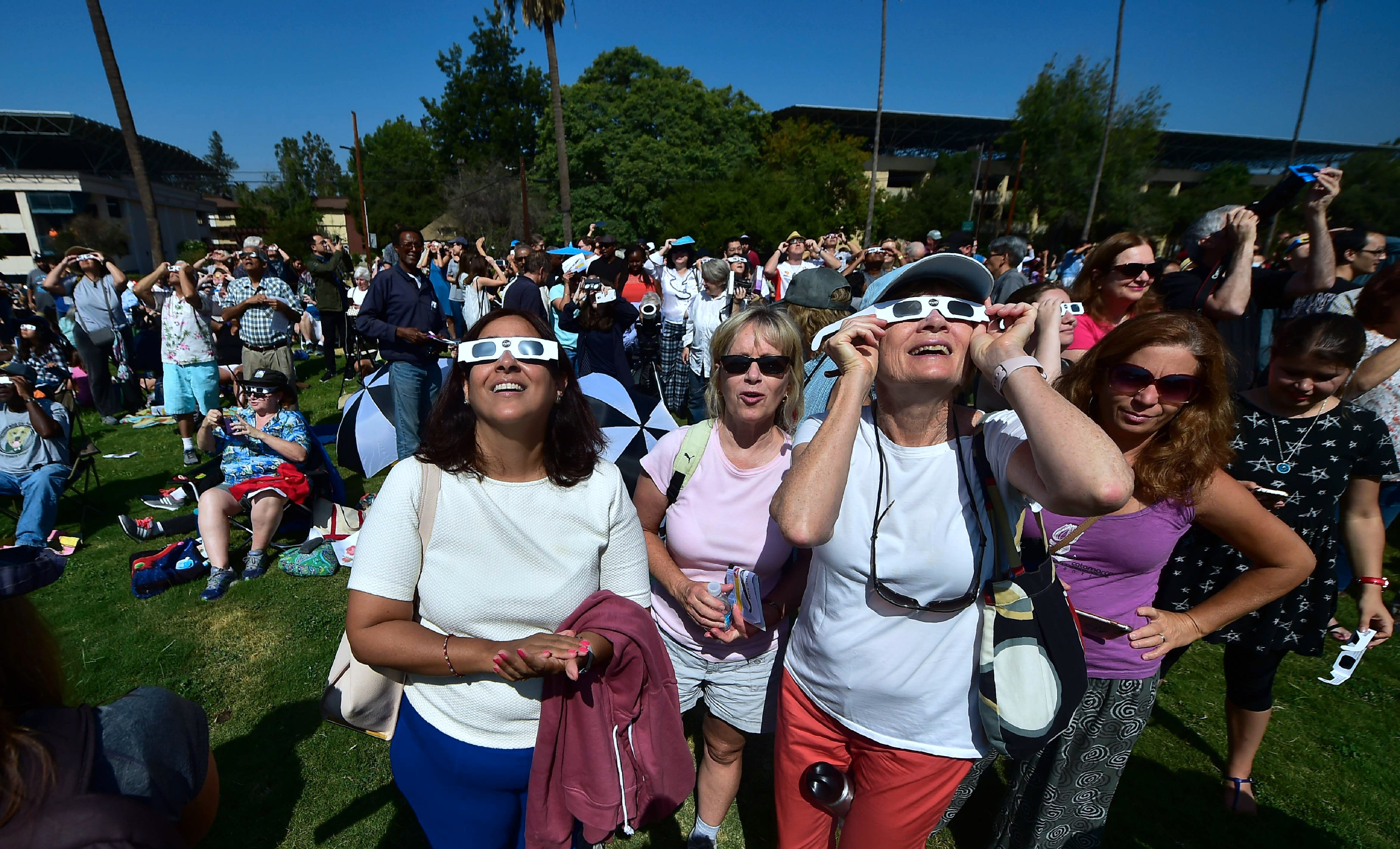 Hold on to those eclipse glasses they amp apos re