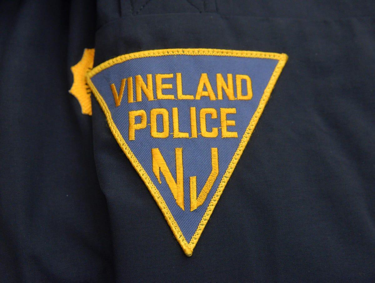 premium selection e6ce8 87ed9 Vineland Police for Aug. 24